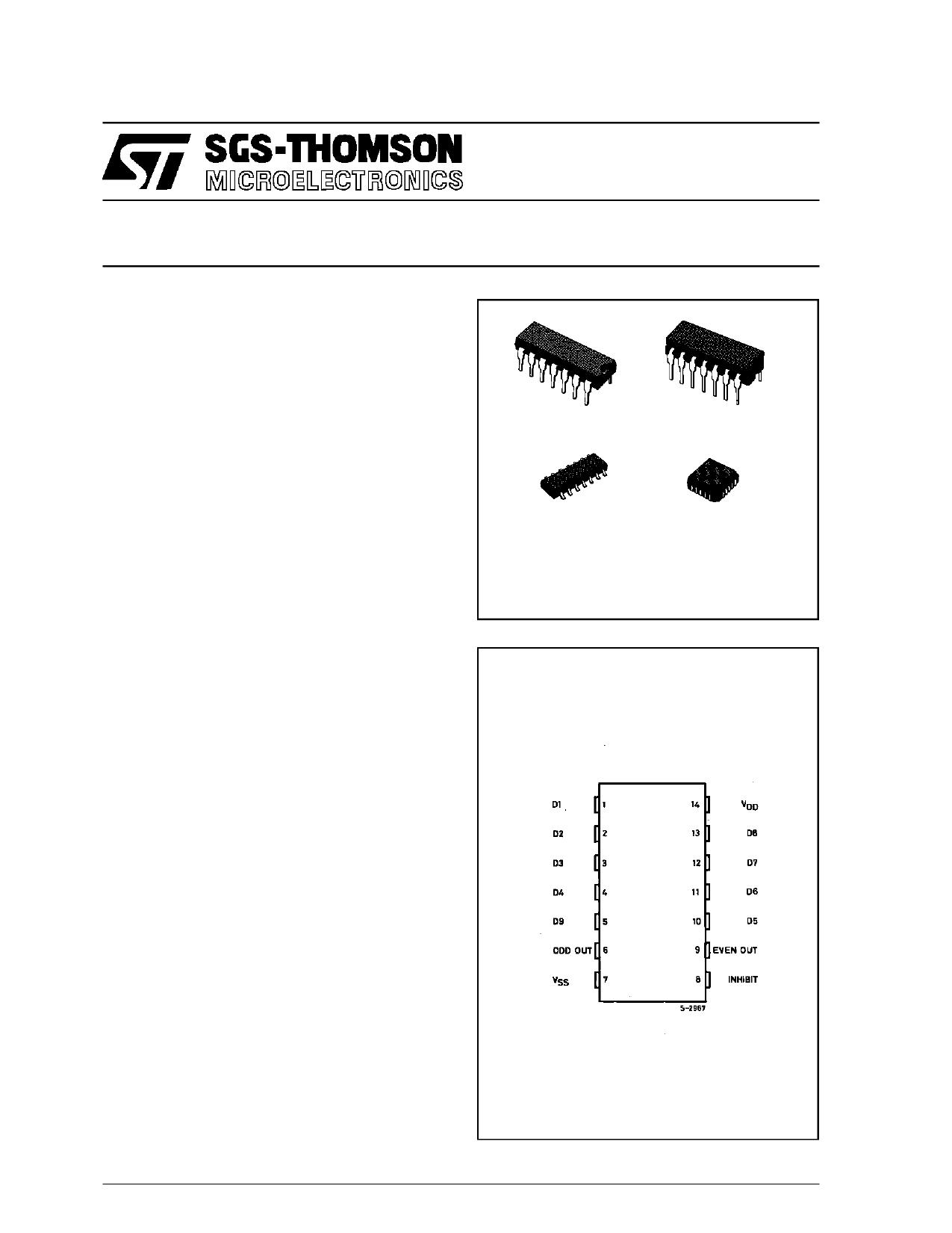 HCC40101BF دیتاشیت PDF
