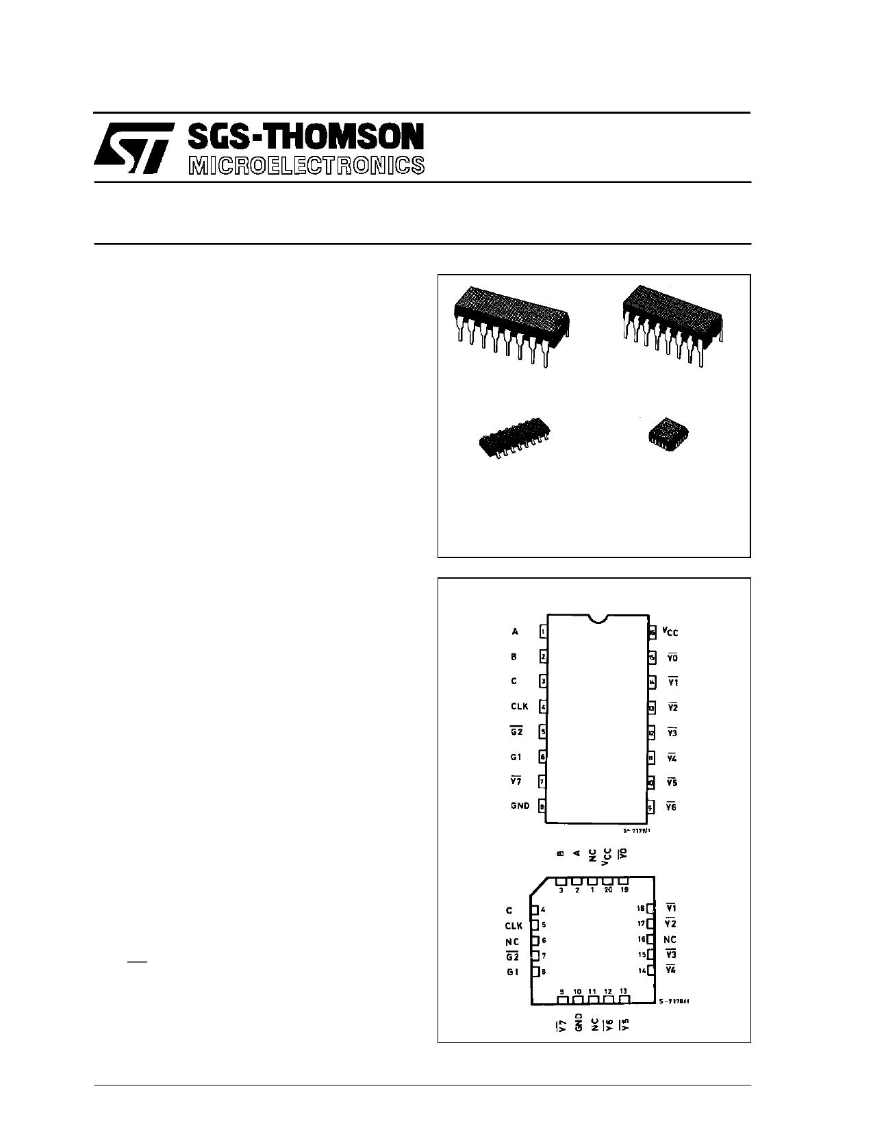 M54HC131F1R دیتاشیت PDF