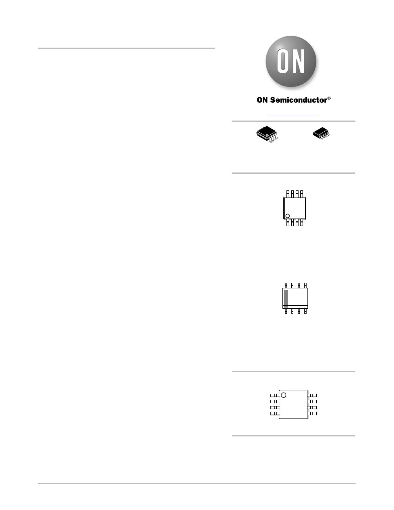 NCL30083 دیتاشیت PDF