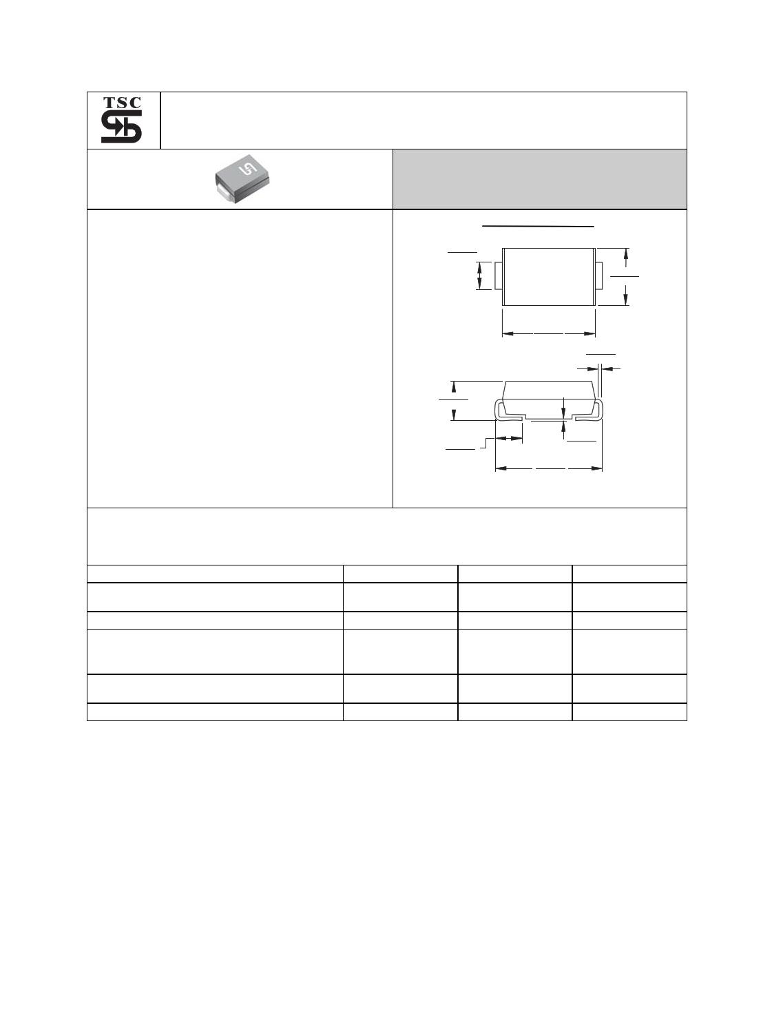 3.0SMCJ10A دیتاشیت PDF
