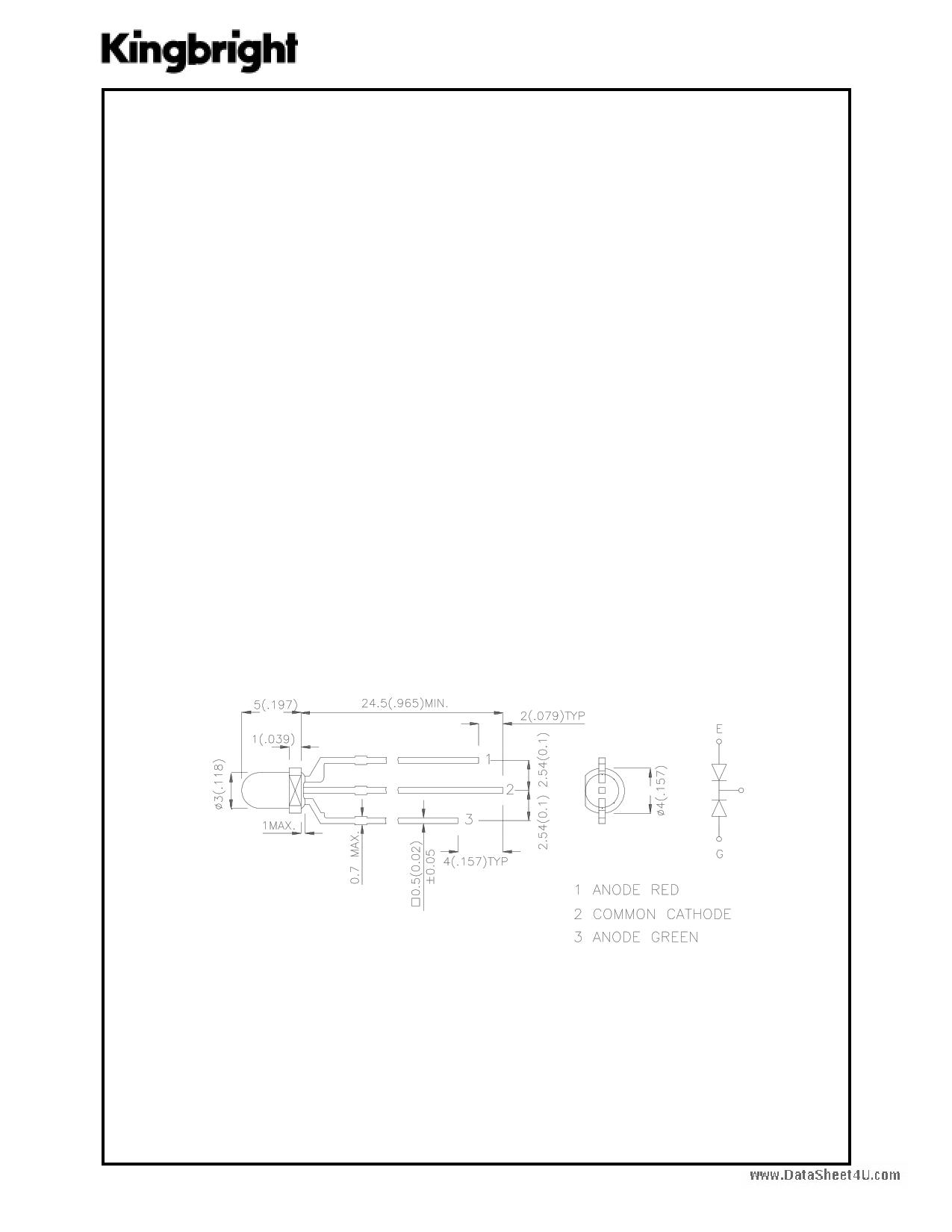 L-115WEGW даташит PDF