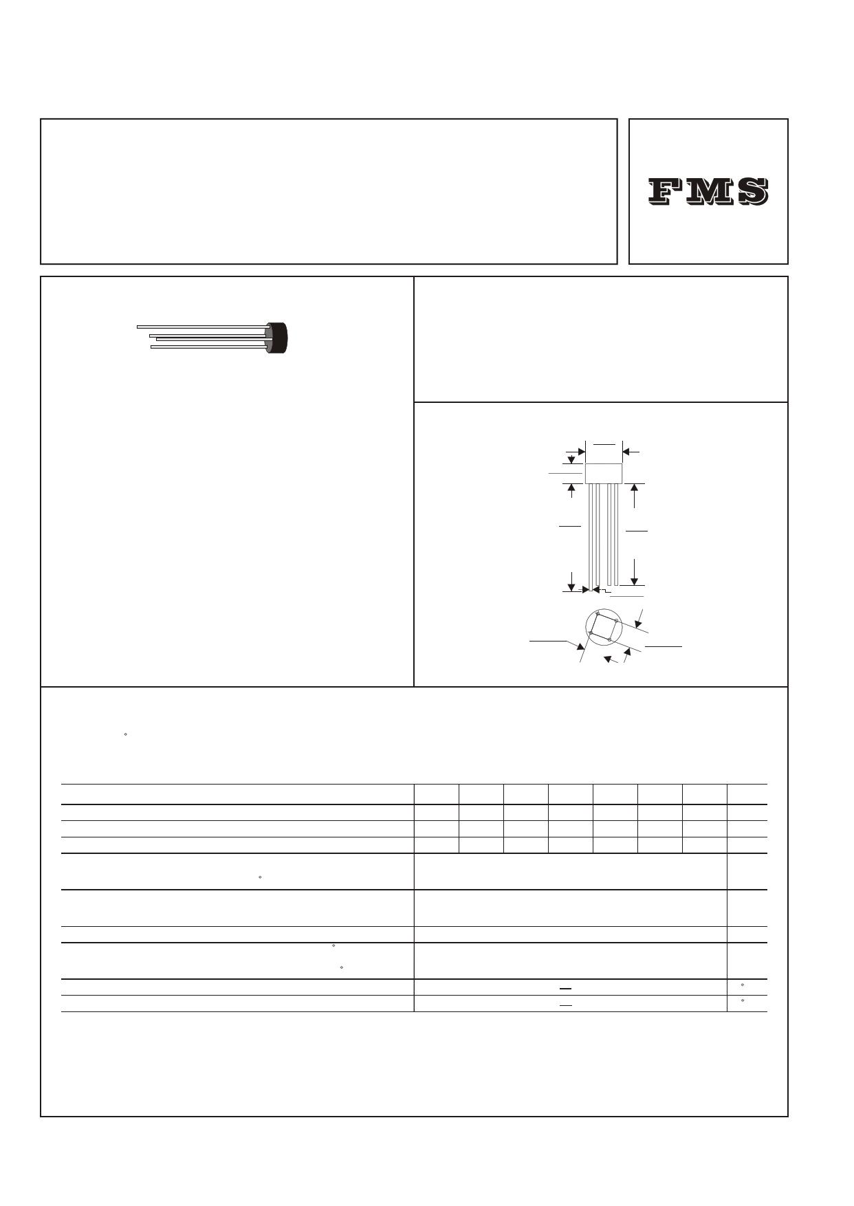 W005M Hoja de datos, Descripción, Manual