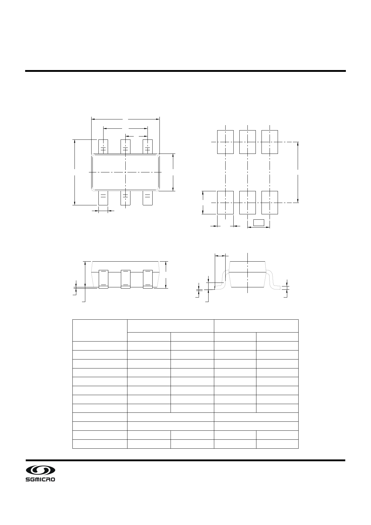 SGM8933 diode, scr
