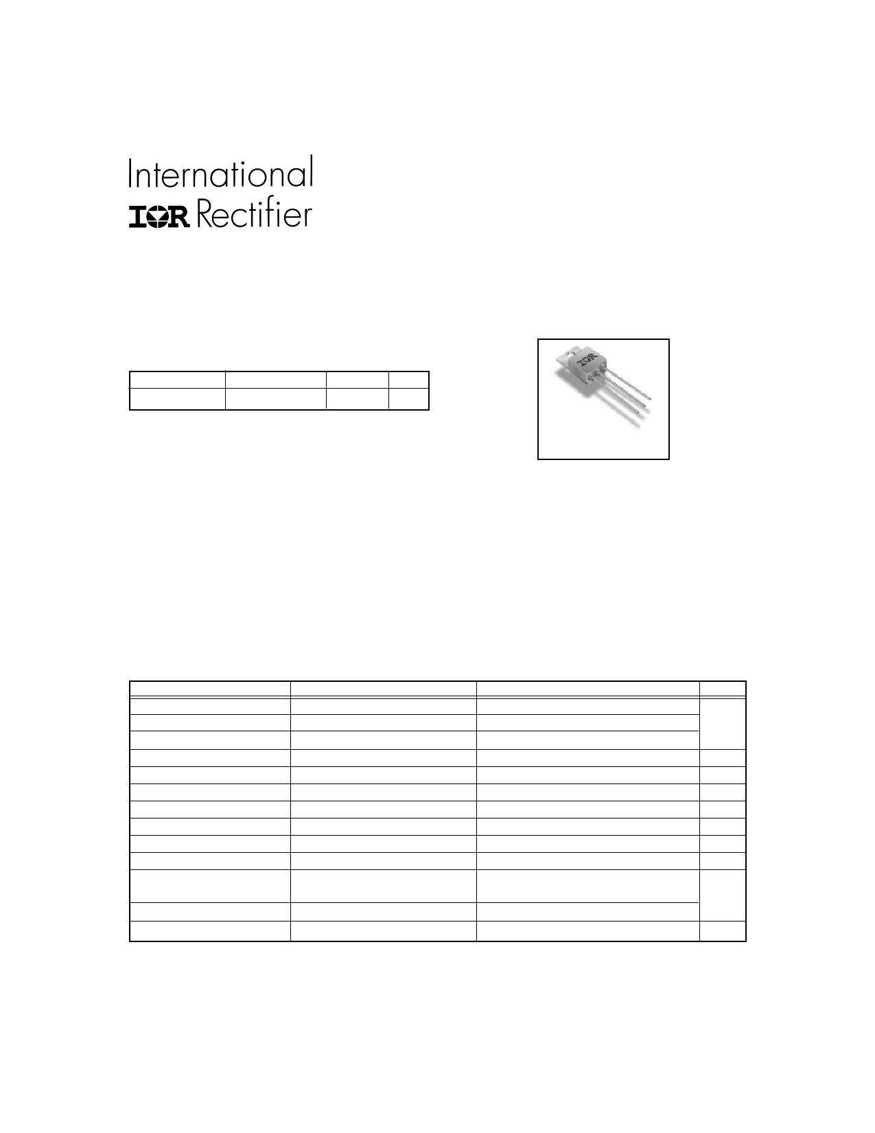 IRF5Y3205CM دیتاشیت PDF