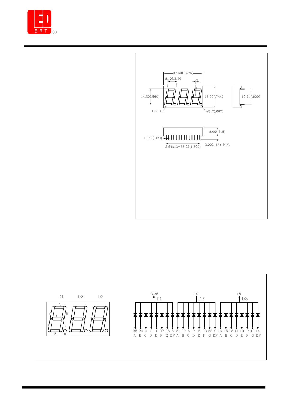 BT-C51DRD دیتاشیت PDF