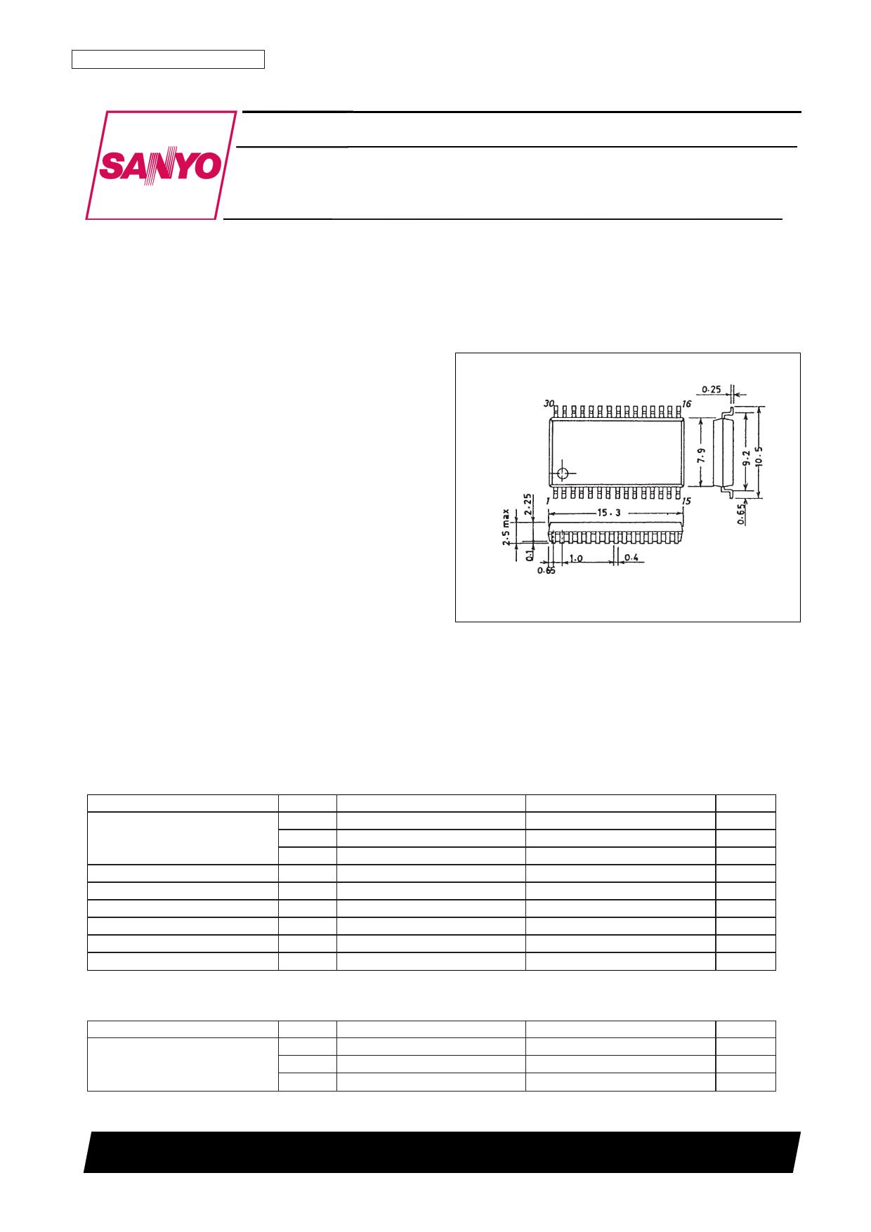 LB1881M datasheet