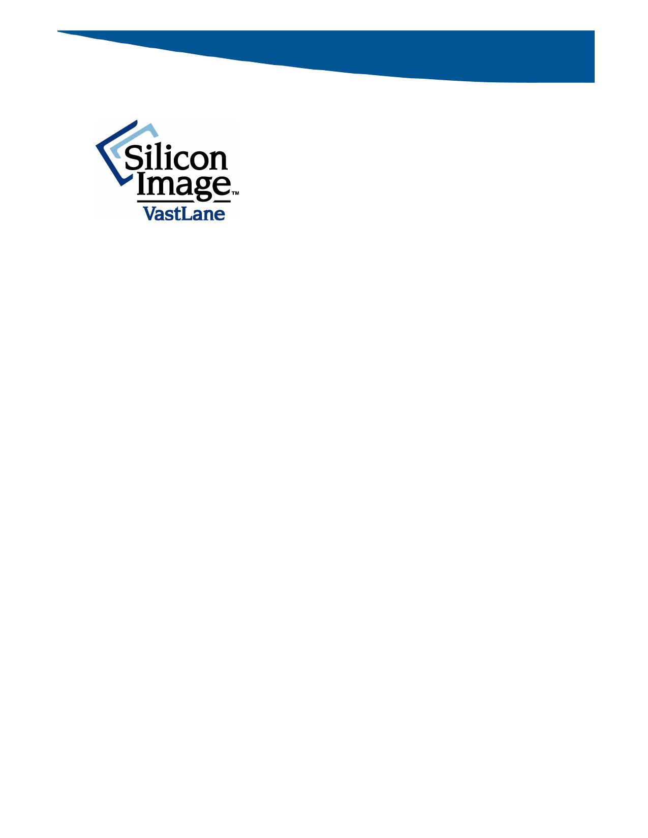 SIL9135 datasheet pinout
