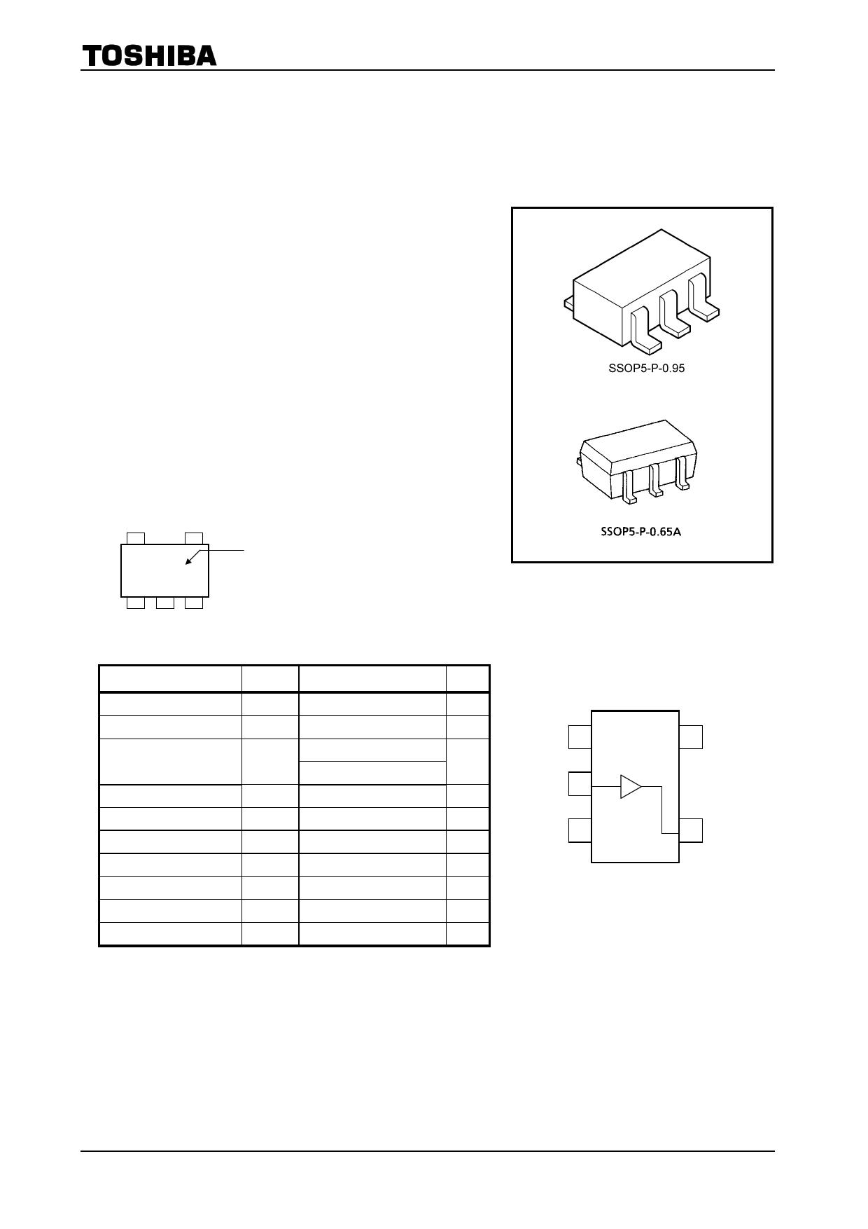 TC7SZ34FU دیتاشیت PDF