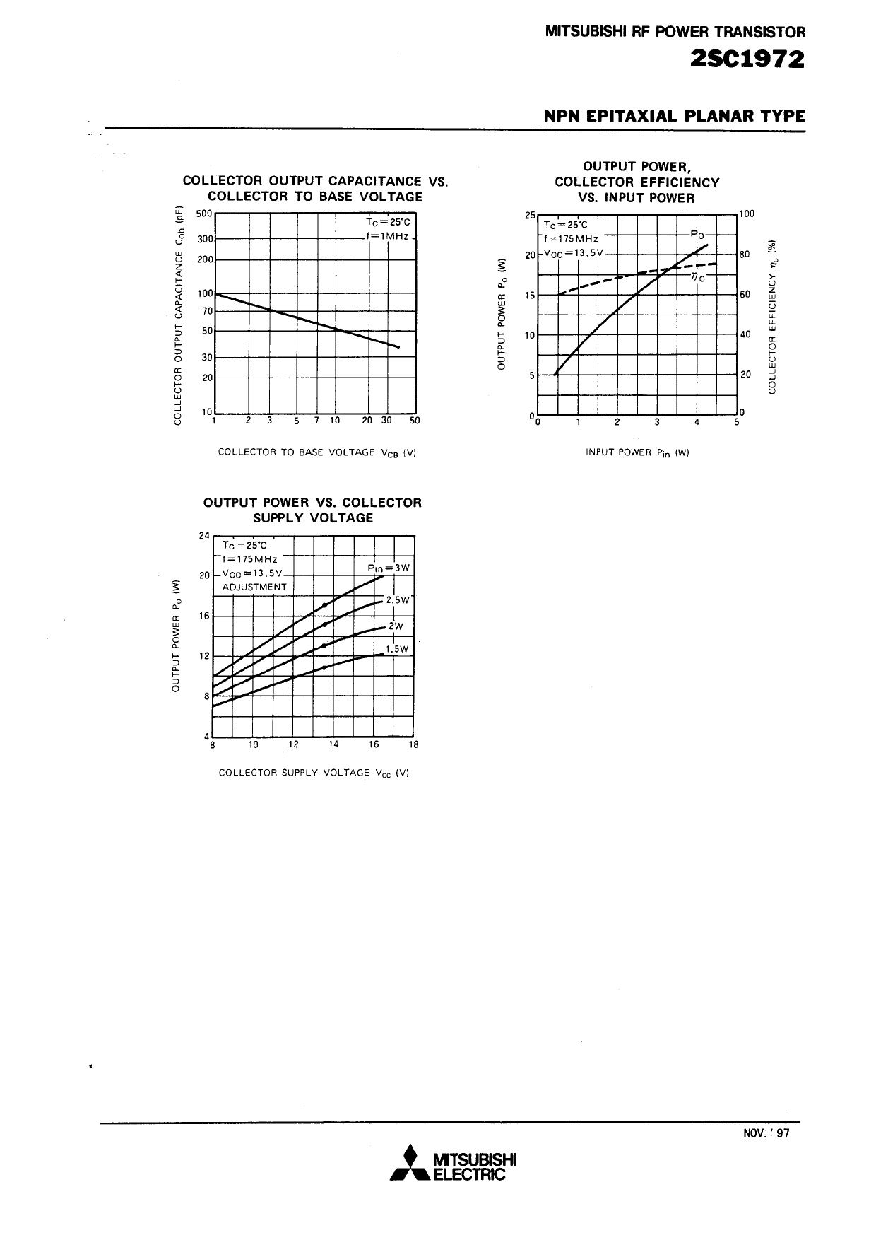 2sc1972 datasheet pdf  u3010 pinout  u3011