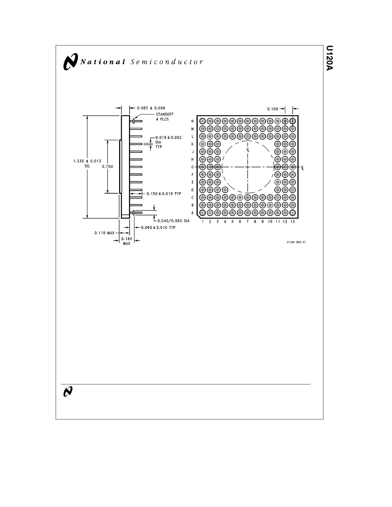 U120A datasheet