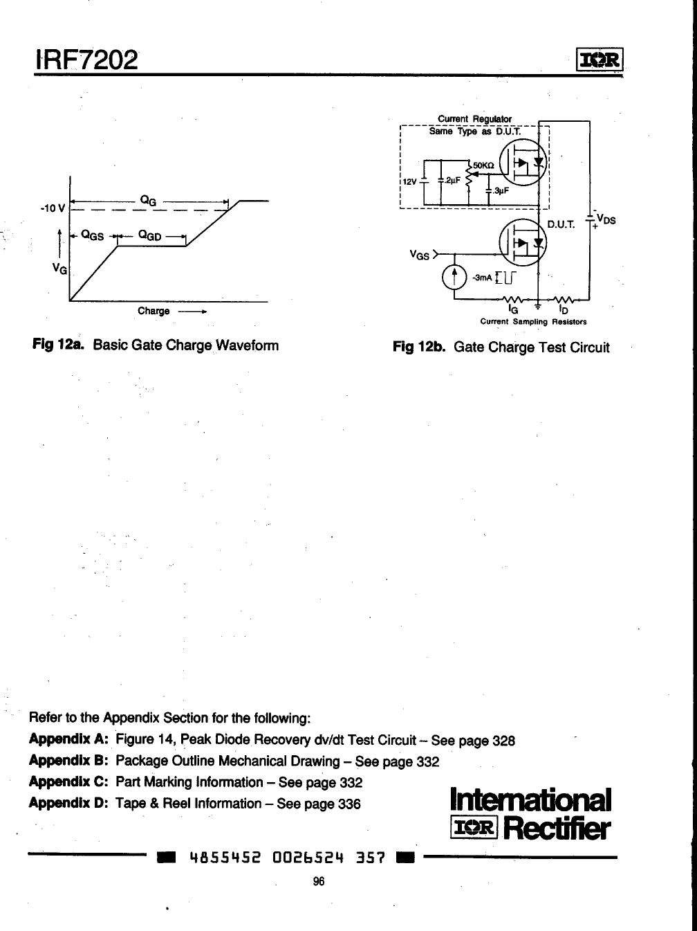 IRF7202 電子部品, 半導体
