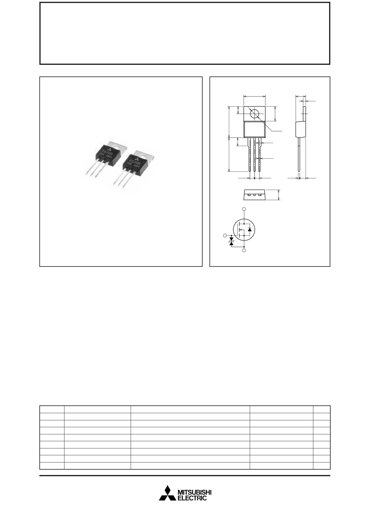 FS7UM-14A datasheet