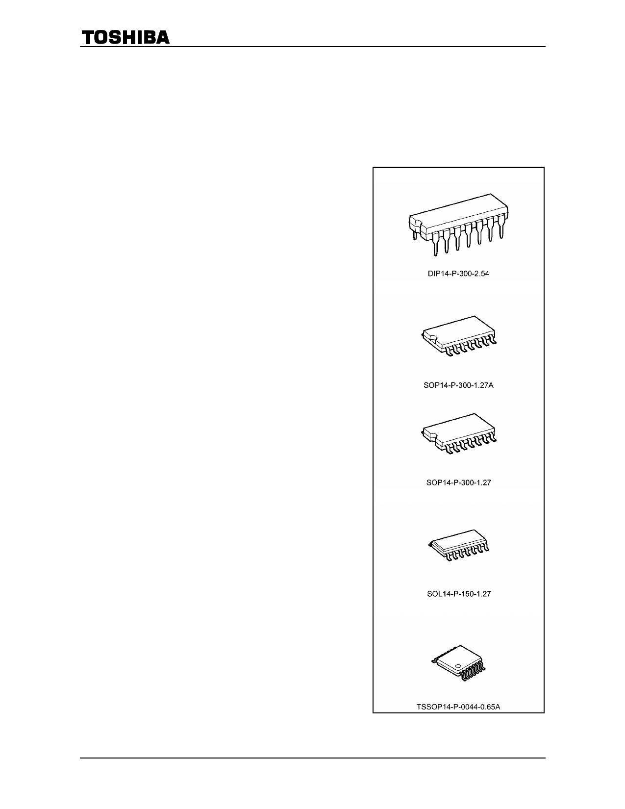 tc74ac00f datasheet pdf   pinout   - quad 2