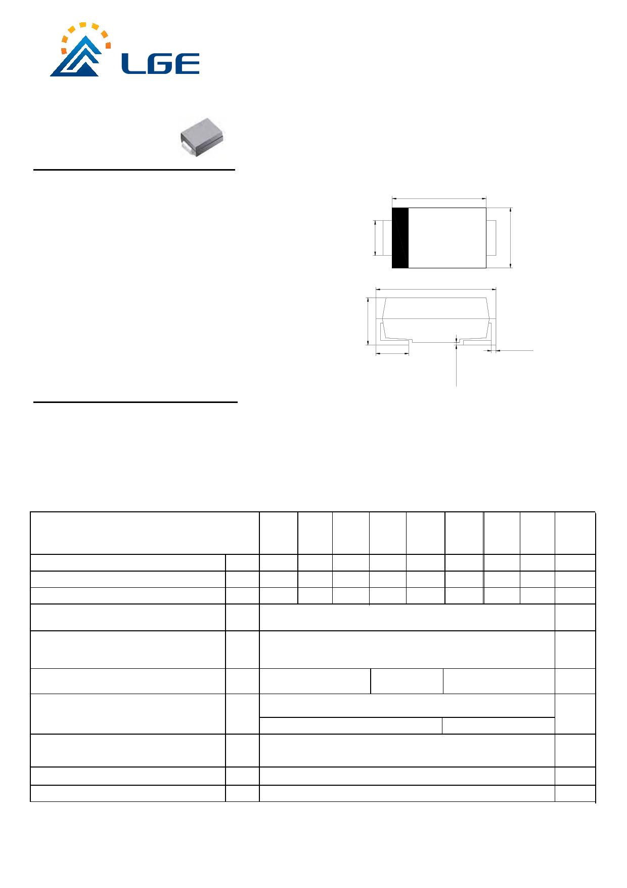 SS53B Datasheet, SS53B PDF,ピン配置, 機能