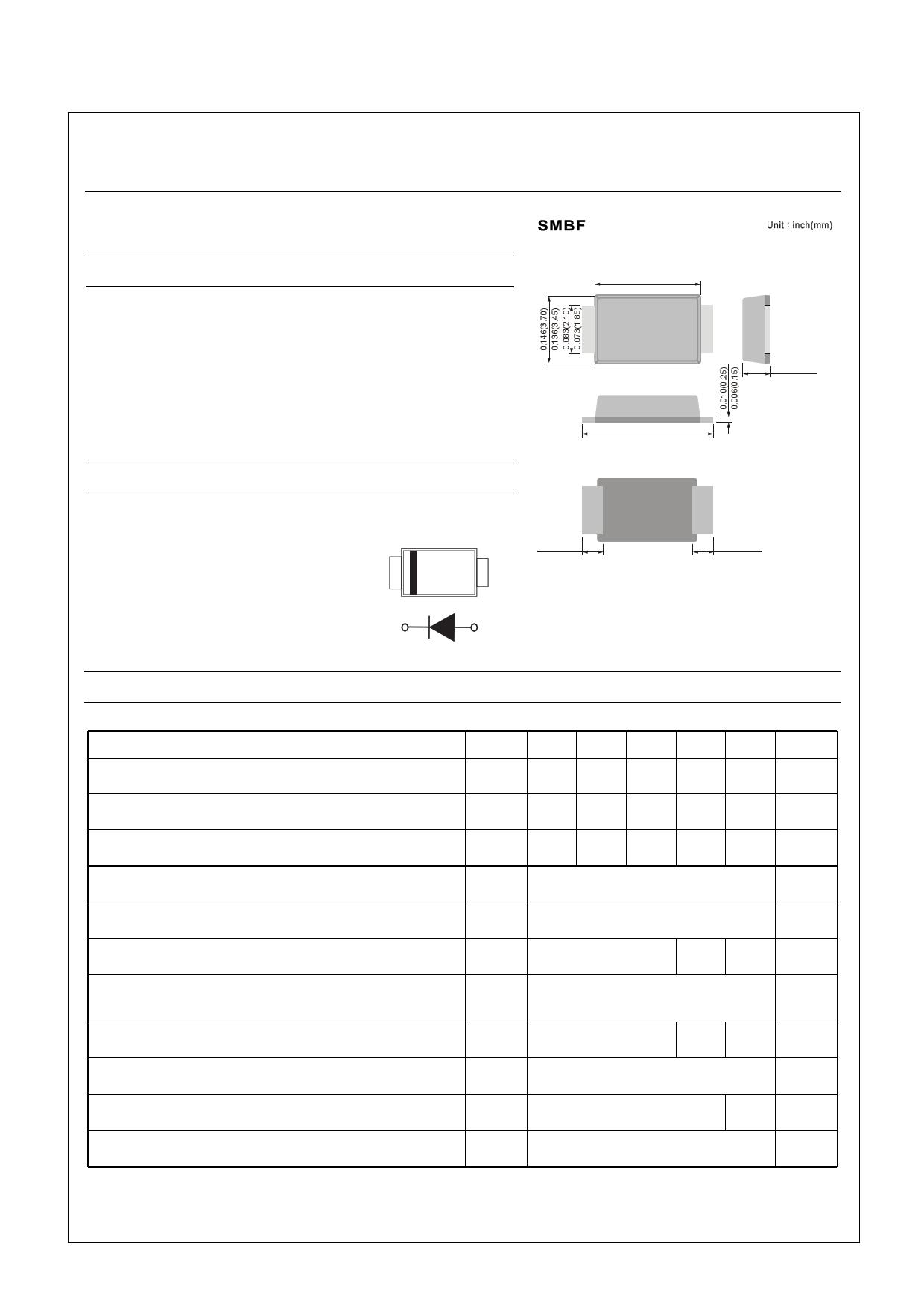 UF2DF 데이터시트 및 UF2DF PDF