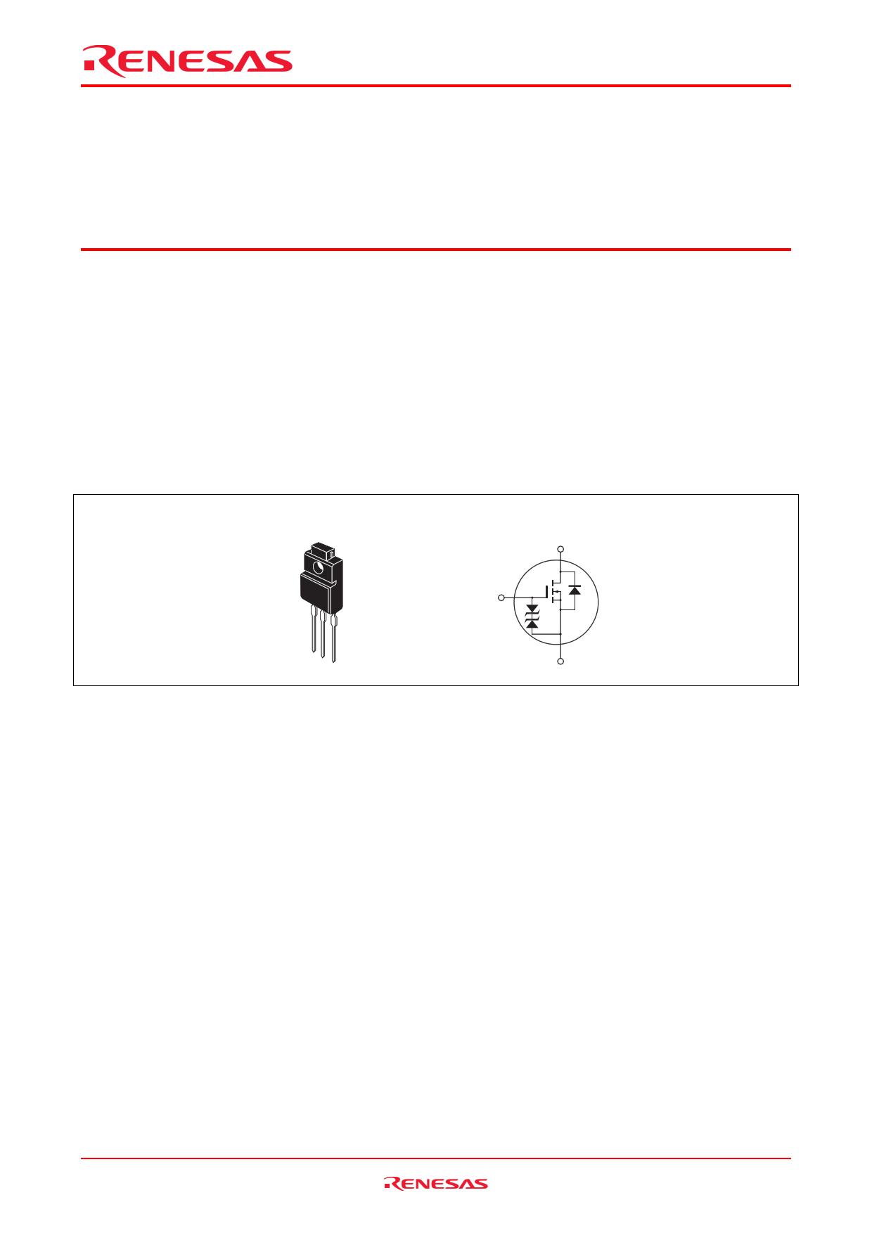 2SK1948 datasheet, circuit