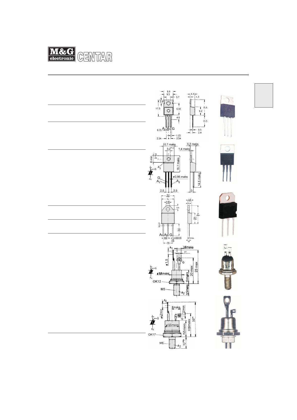 tic263n datasheet pdf   pinout