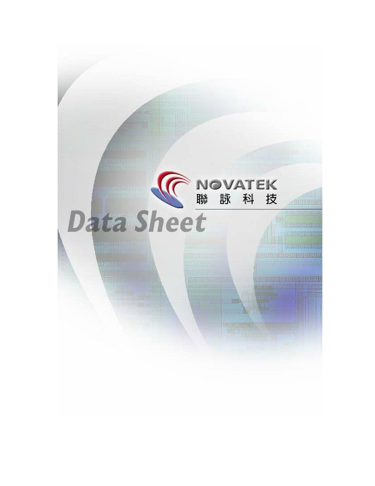 NT39211 datasheet, circuit