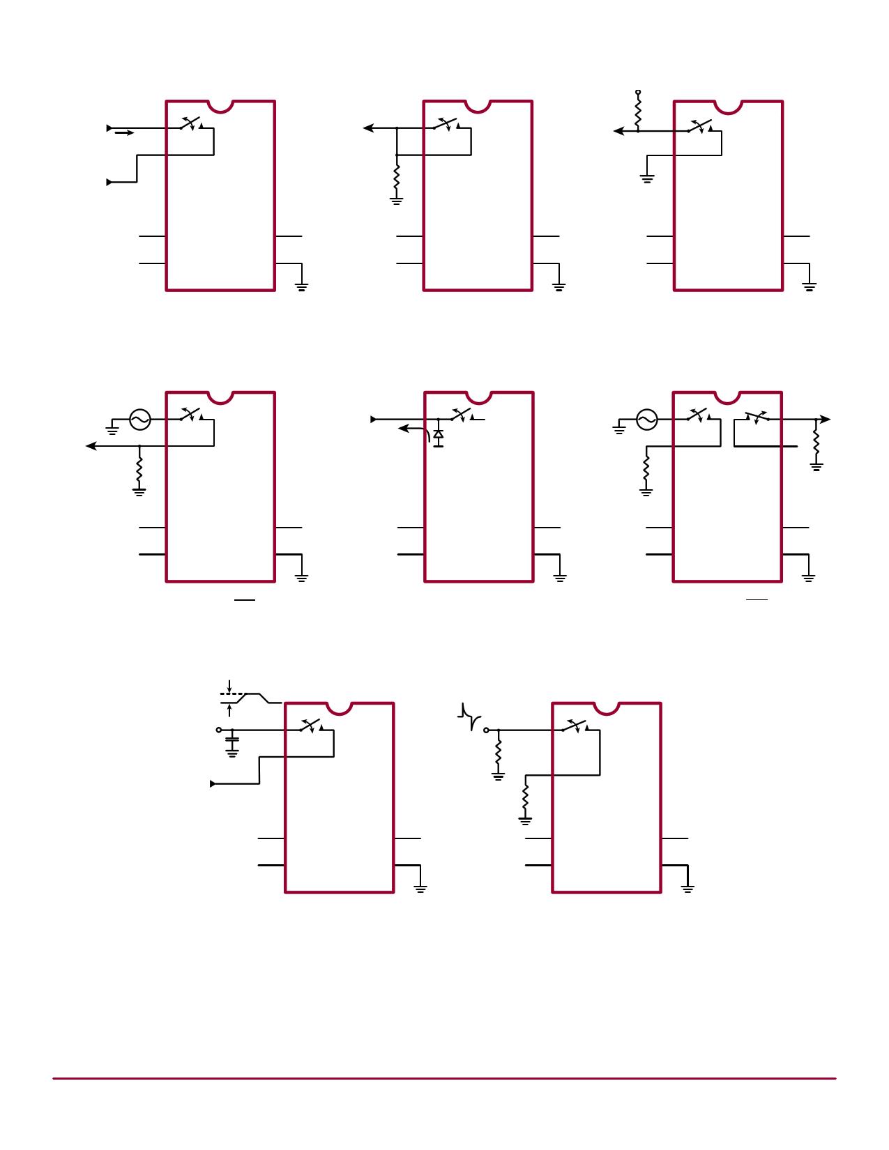 HV219 電子部品, 半導体