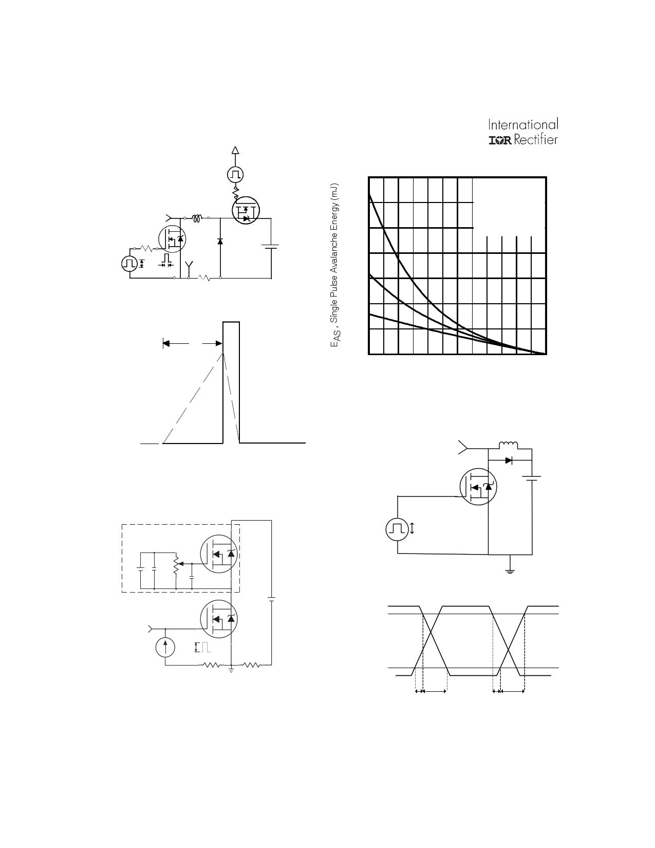 IRF3707ZCSPbF 電子部品, 半導体