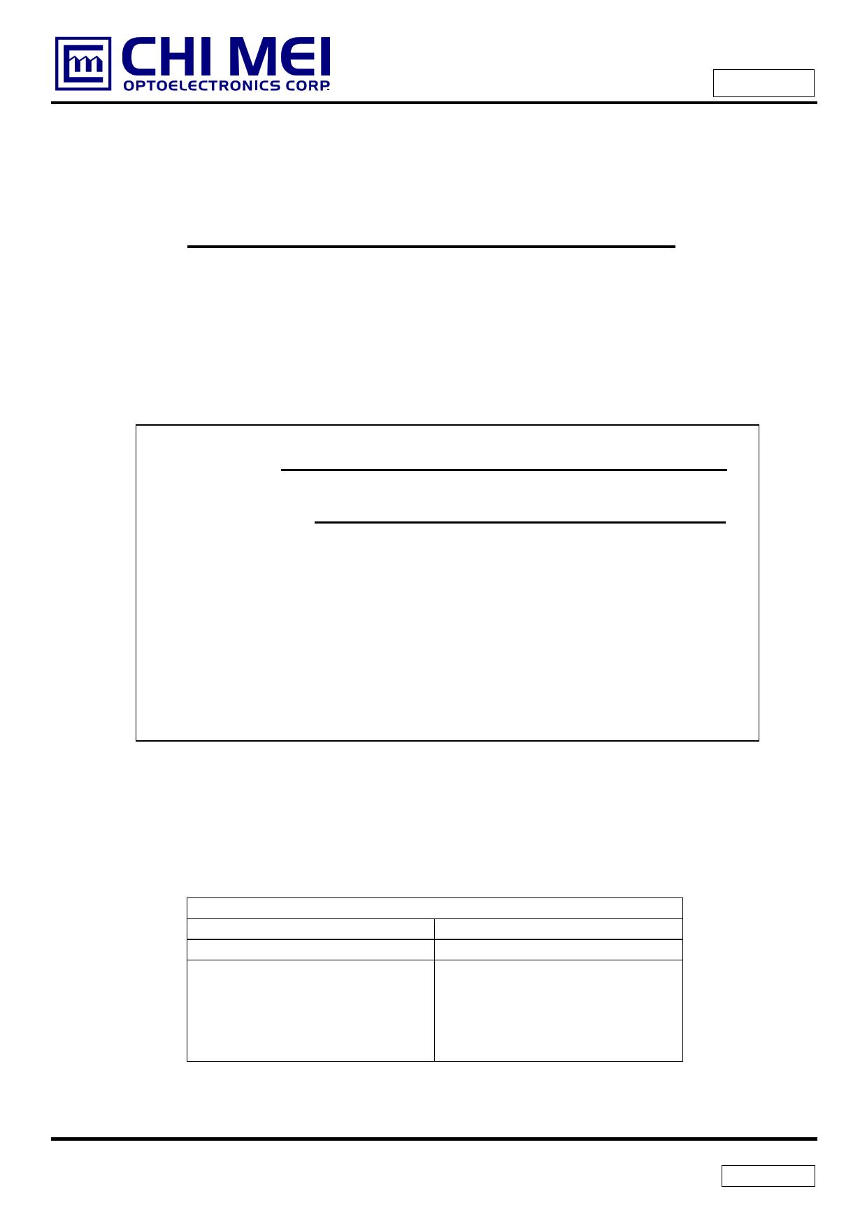 G104S1-L01 datasheet