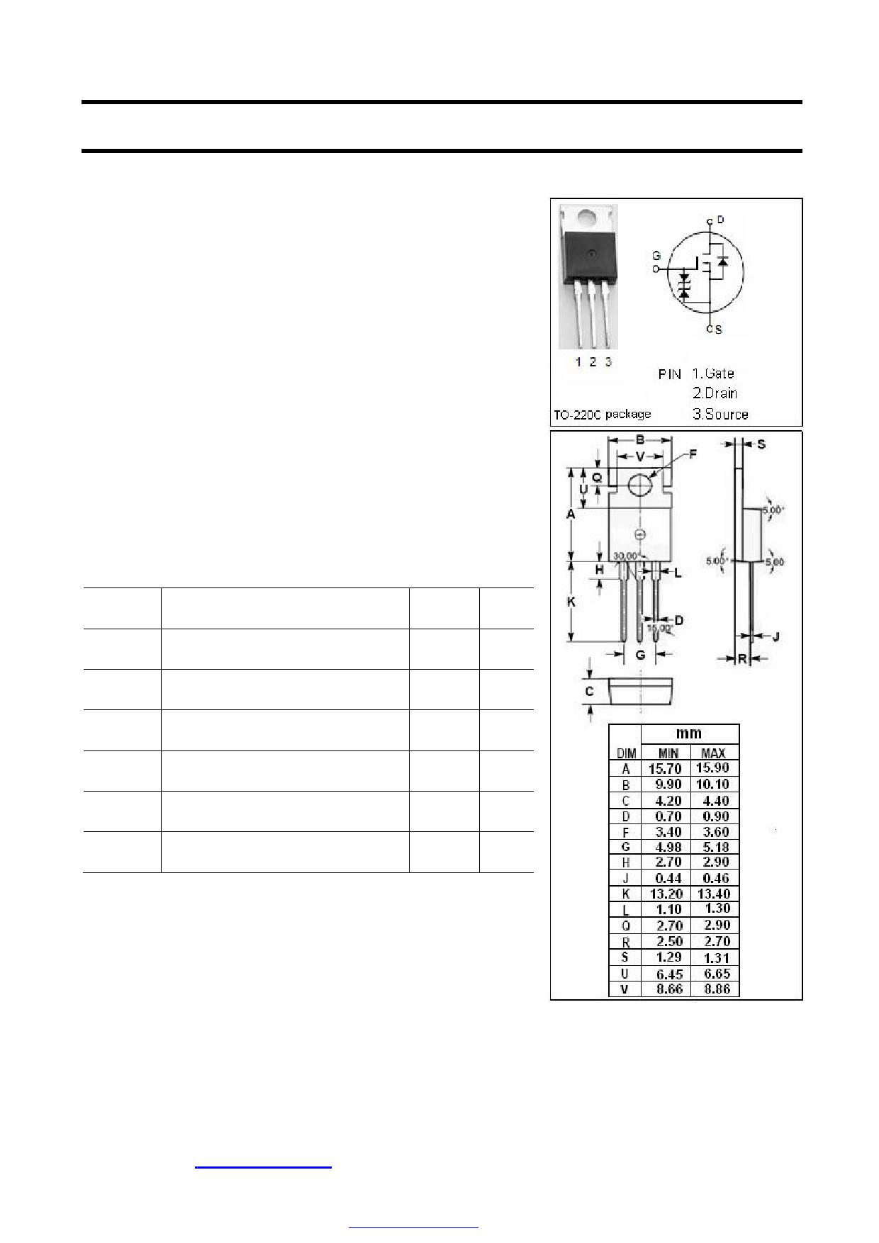 2SK1703 pdf