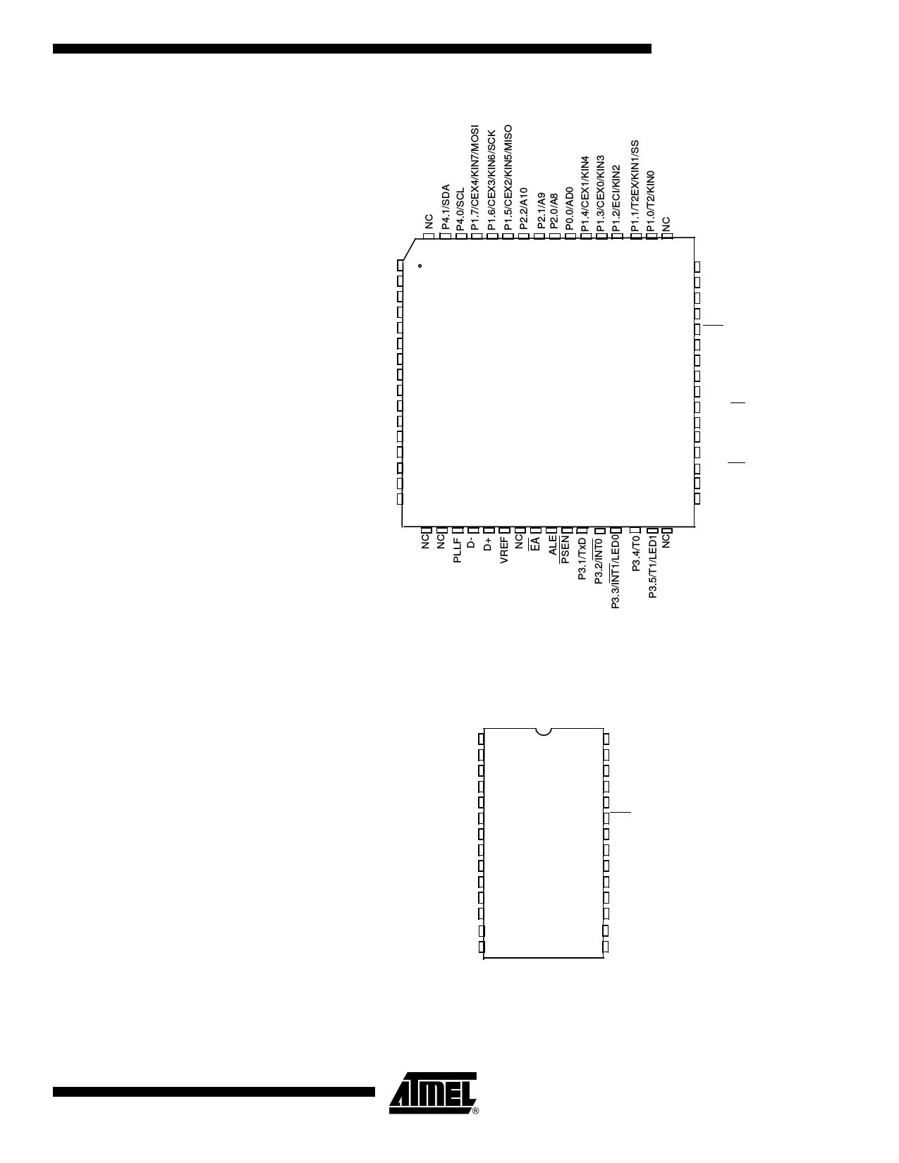 AT89C5131A-L pdf