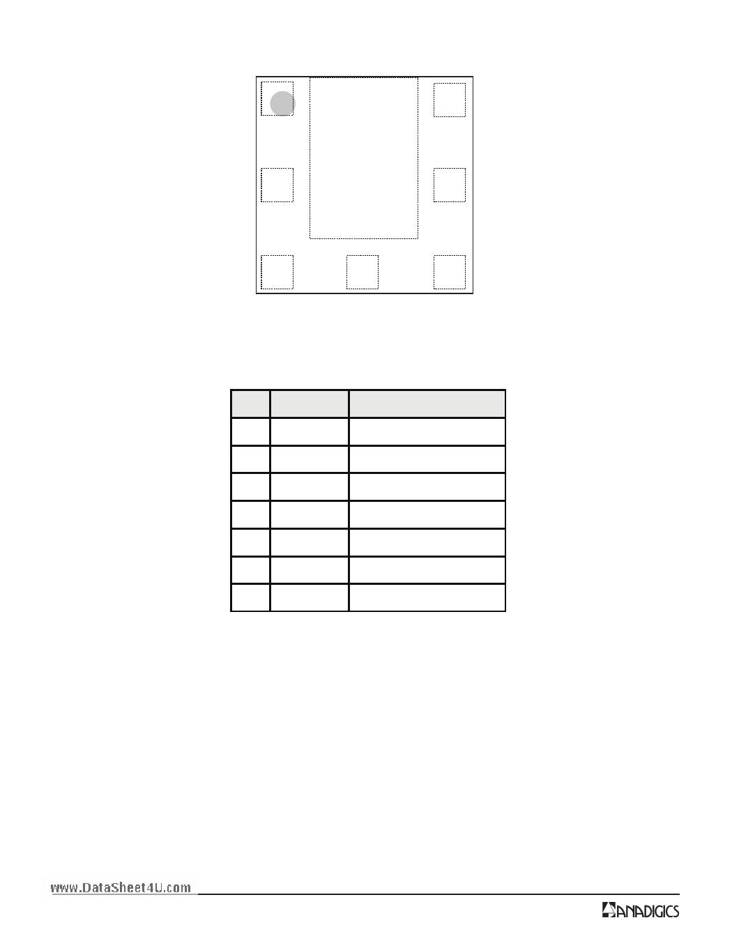 AWT6136 pdf, schematic