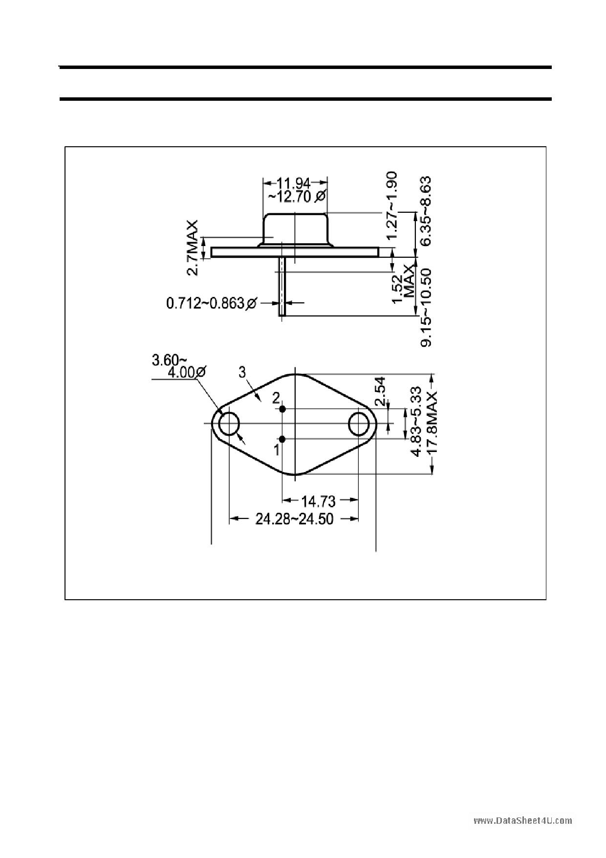 C1316 pdf, ピン配列