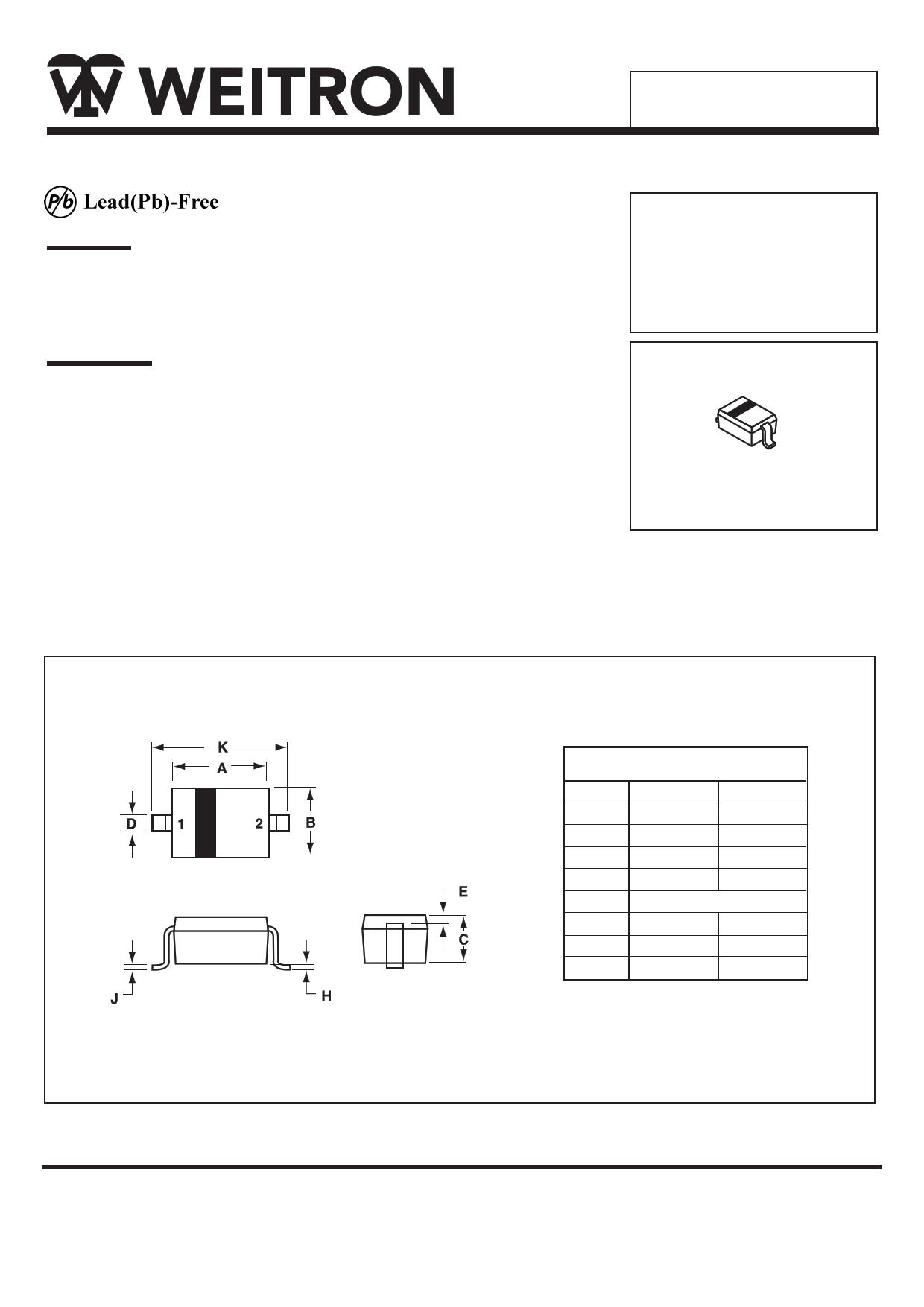B0520LW دیتاشیت PDF
