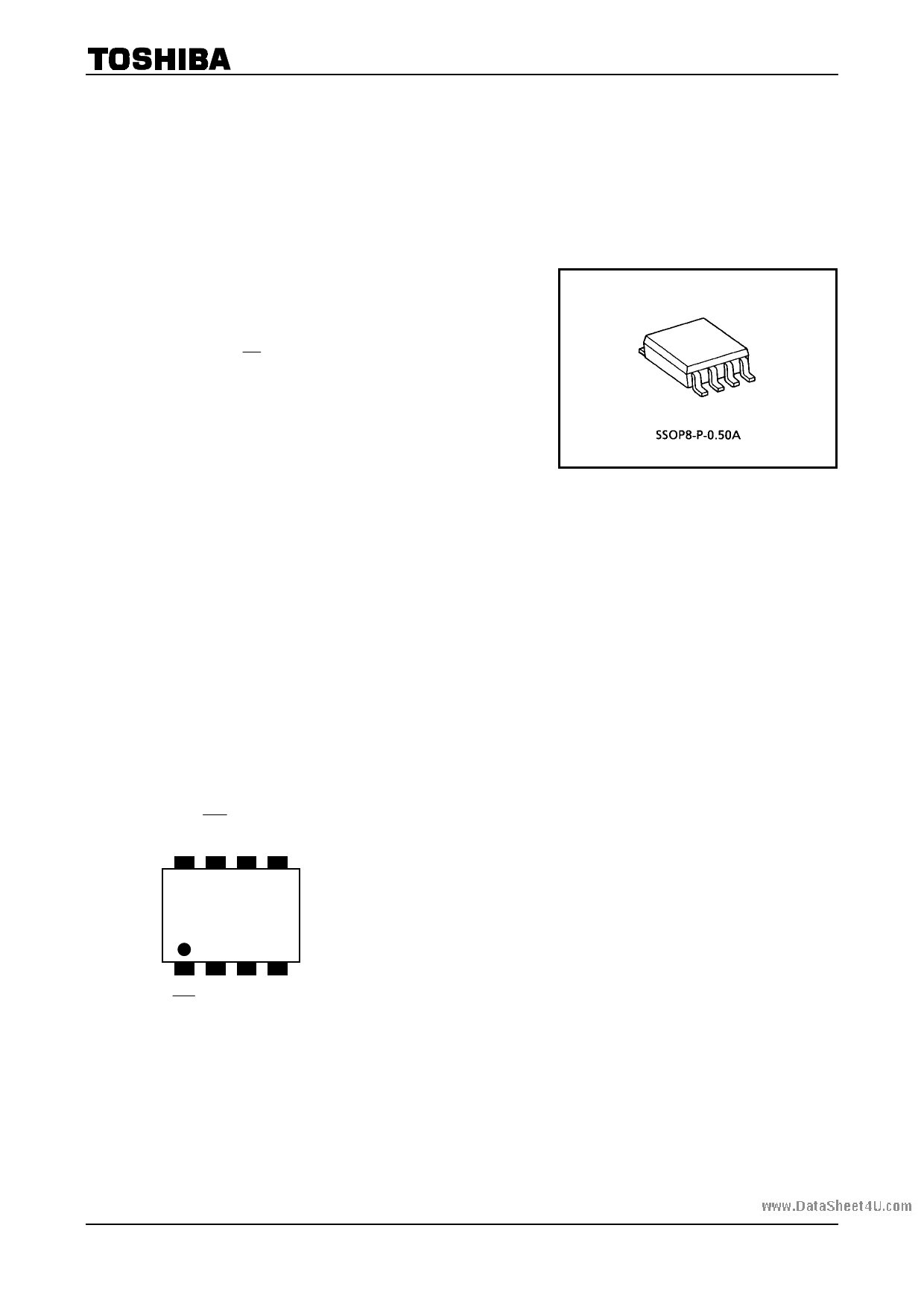 TC7WBD125FK دیتاشیت PDF