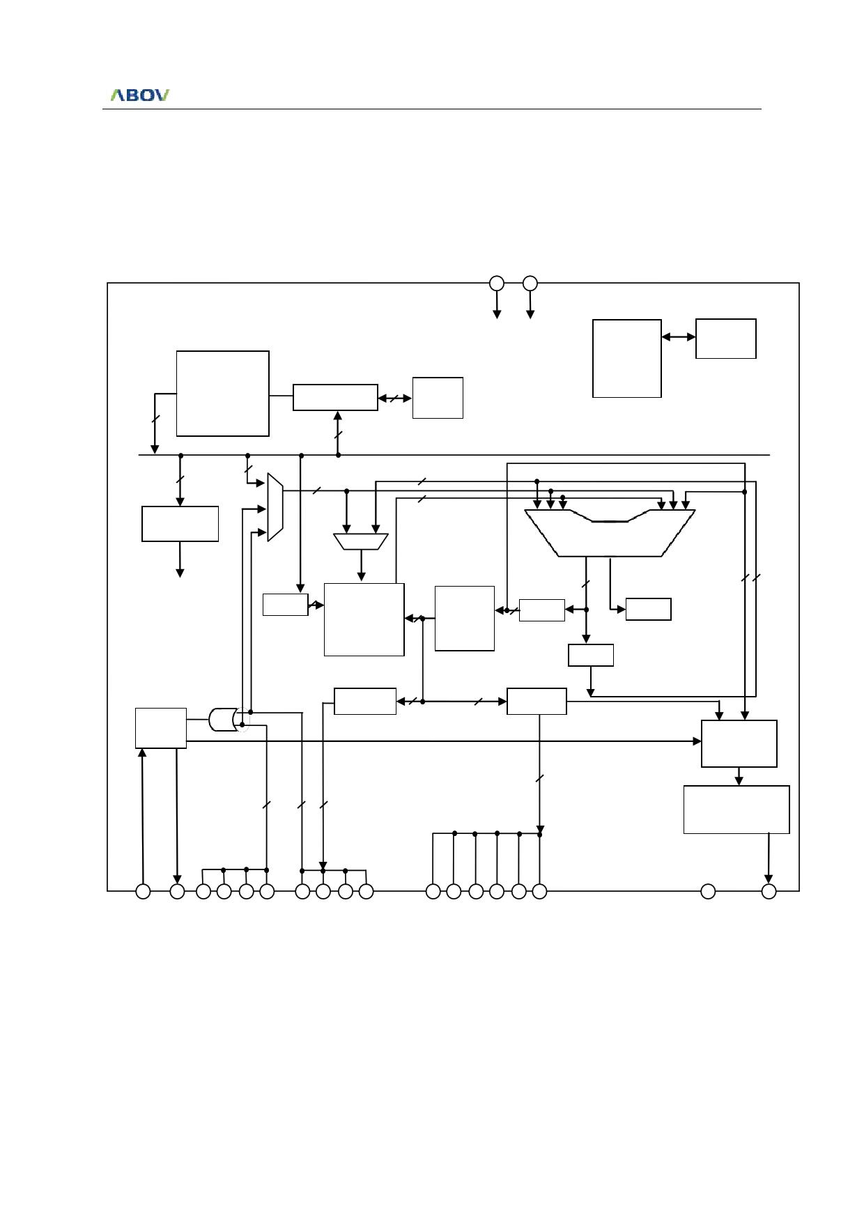4 Bit 8 Instruction Alu Logic Diagram Of