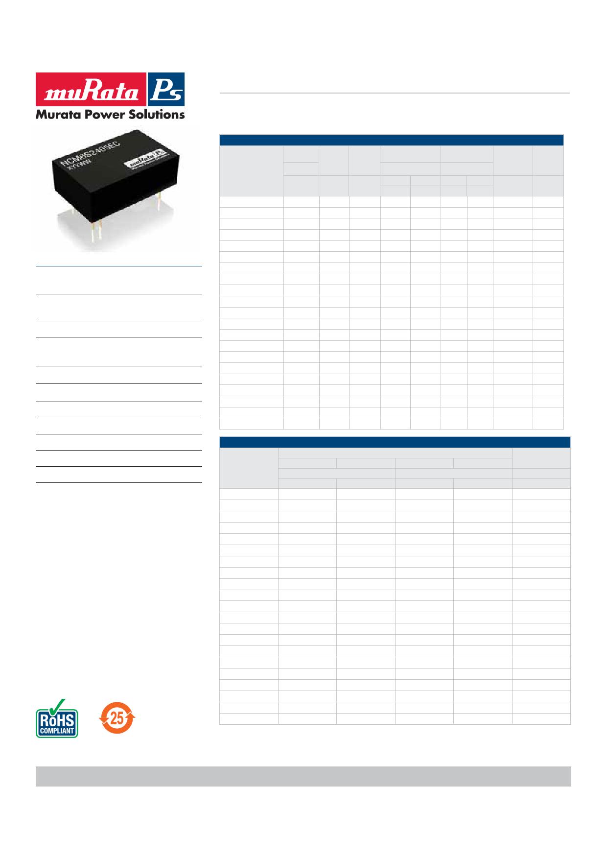 NCM6D4805C دیتاشیت PDF