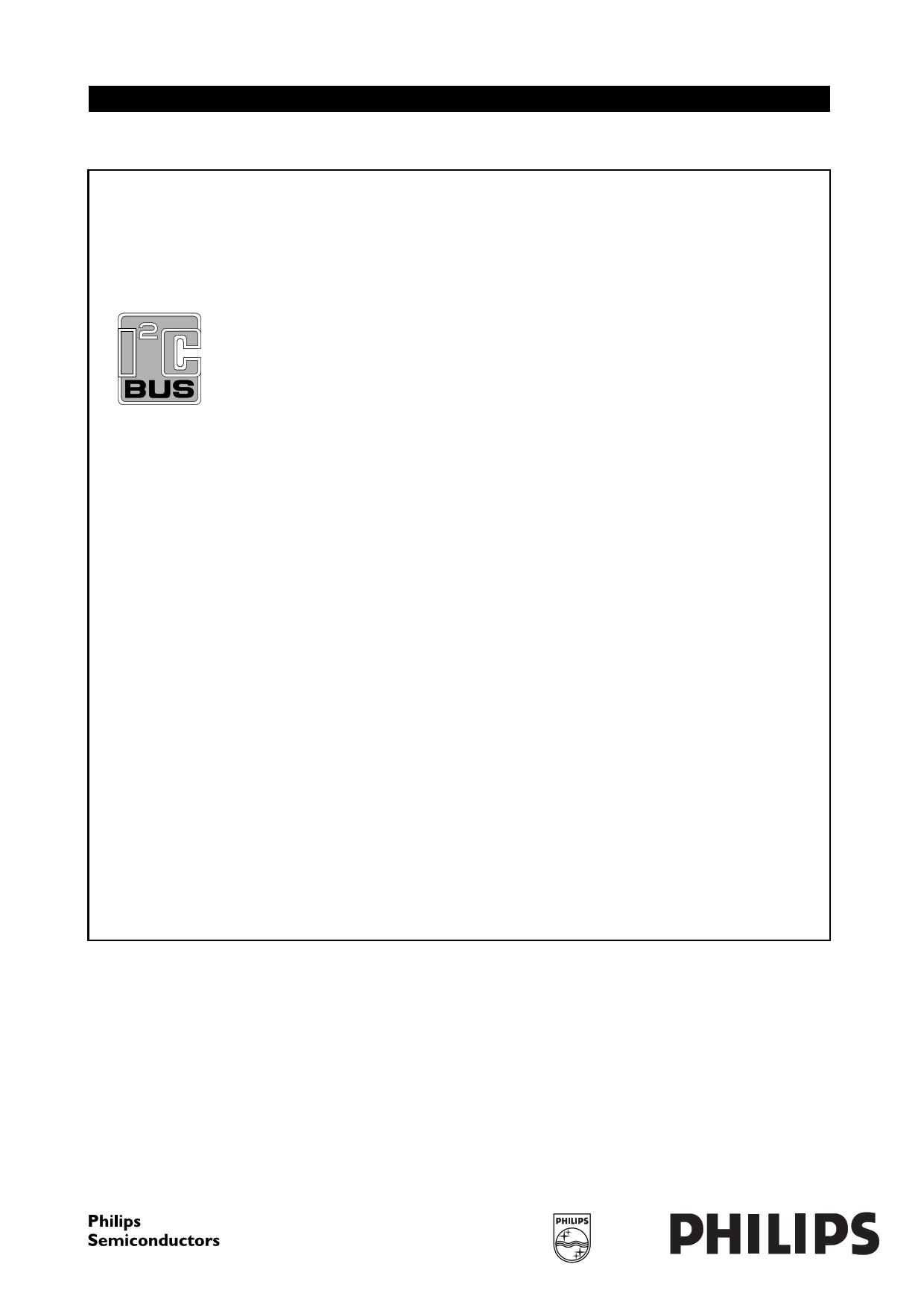 SAA5563 دیتاشیت PDF