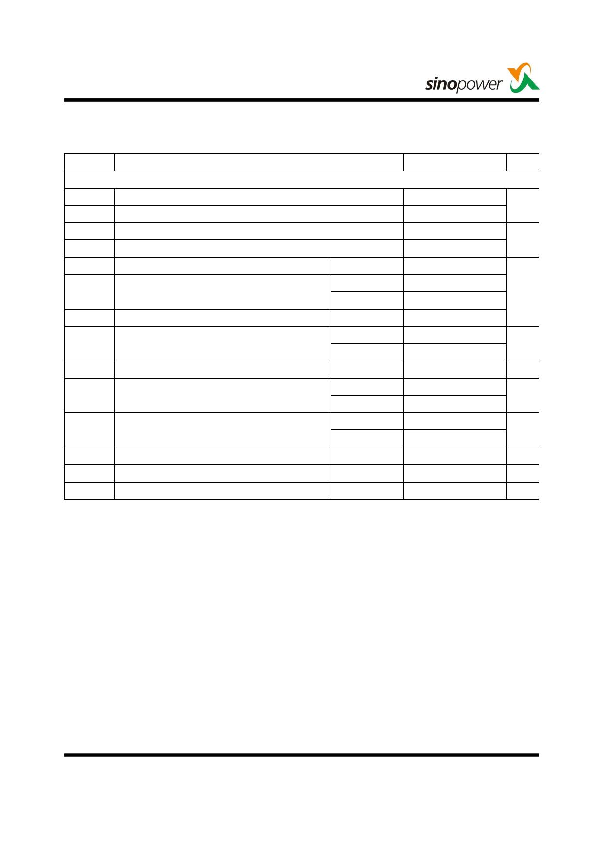 SM7509NSF pdf, equivalent, schematic