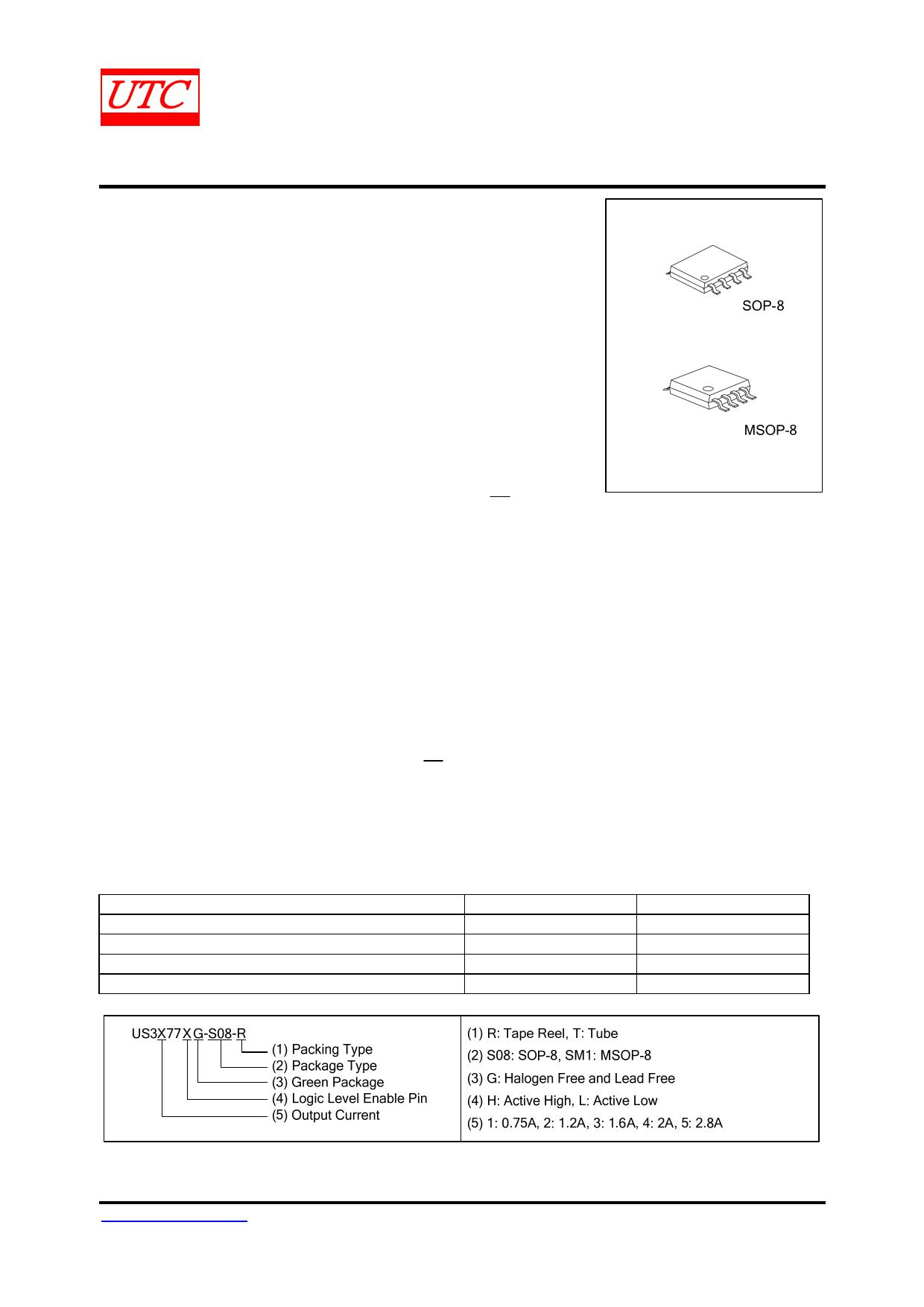 US3477 datasheet