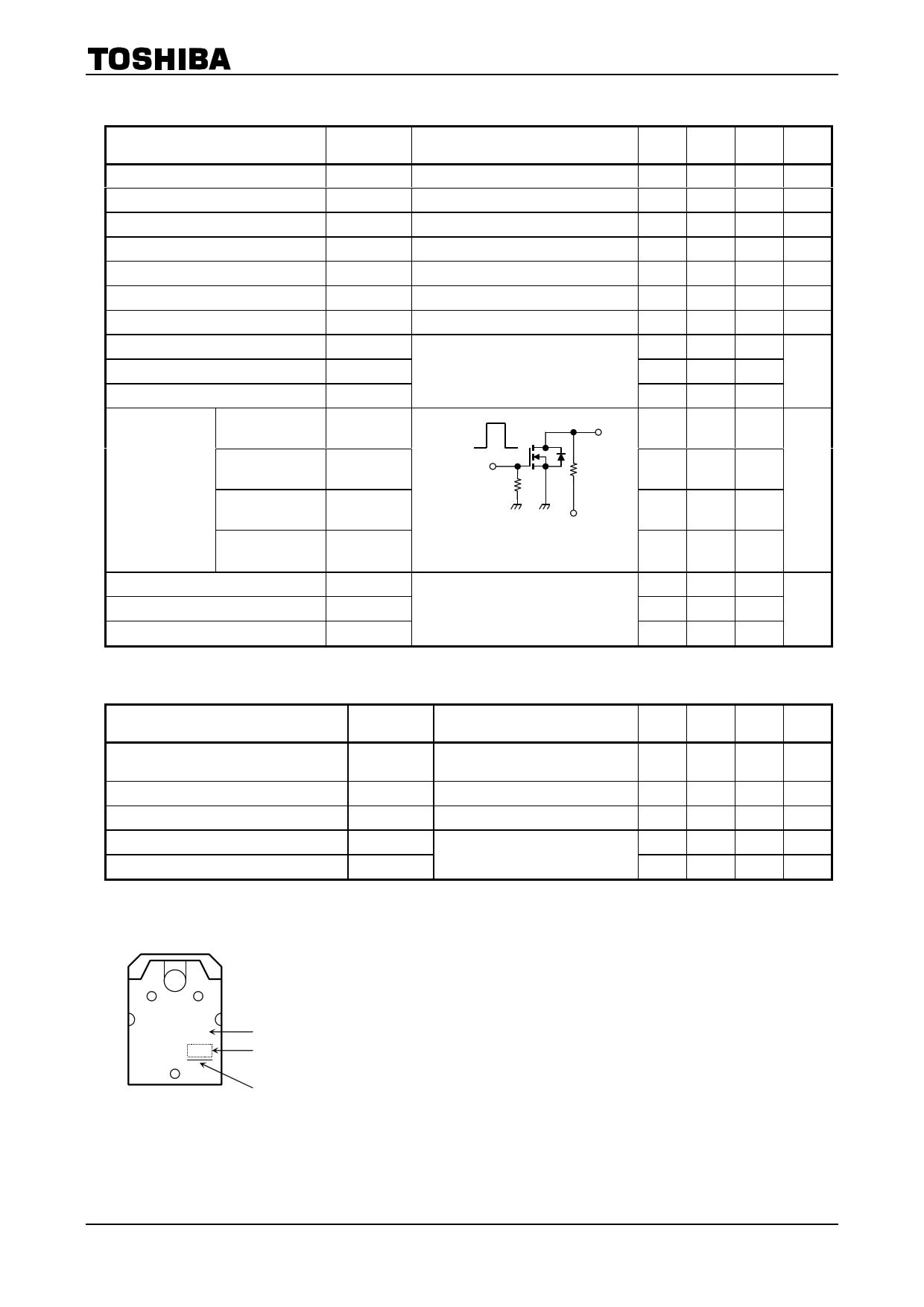 K3911 datasheet pinout