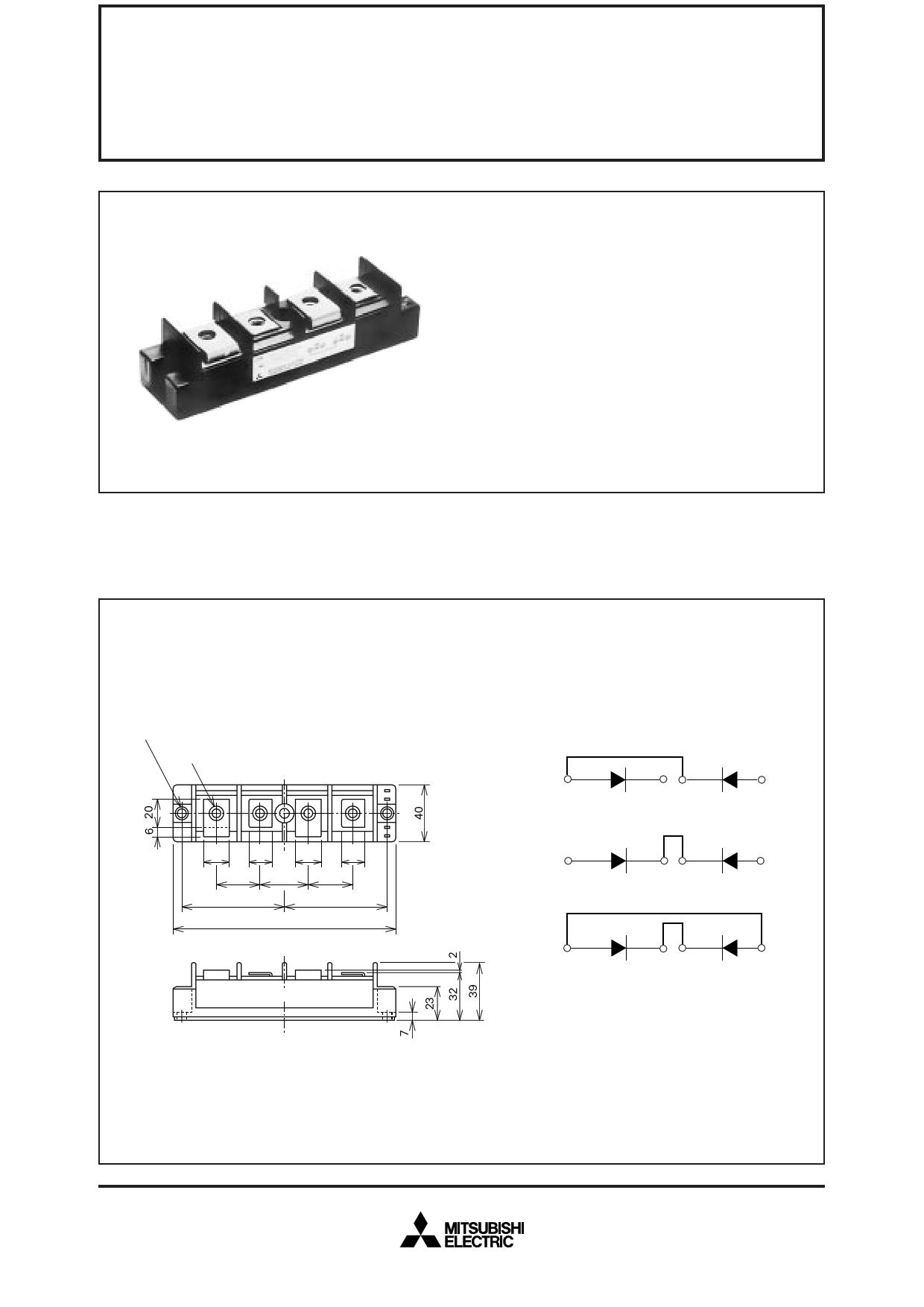 RM250UZ-24 datasheet