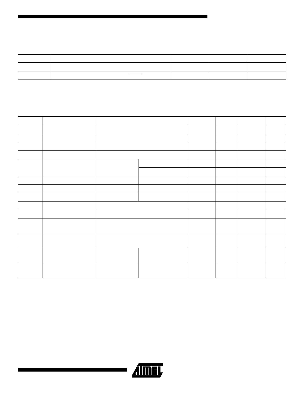 AT59C13W-10SC-2.5 pdf, ピン配列