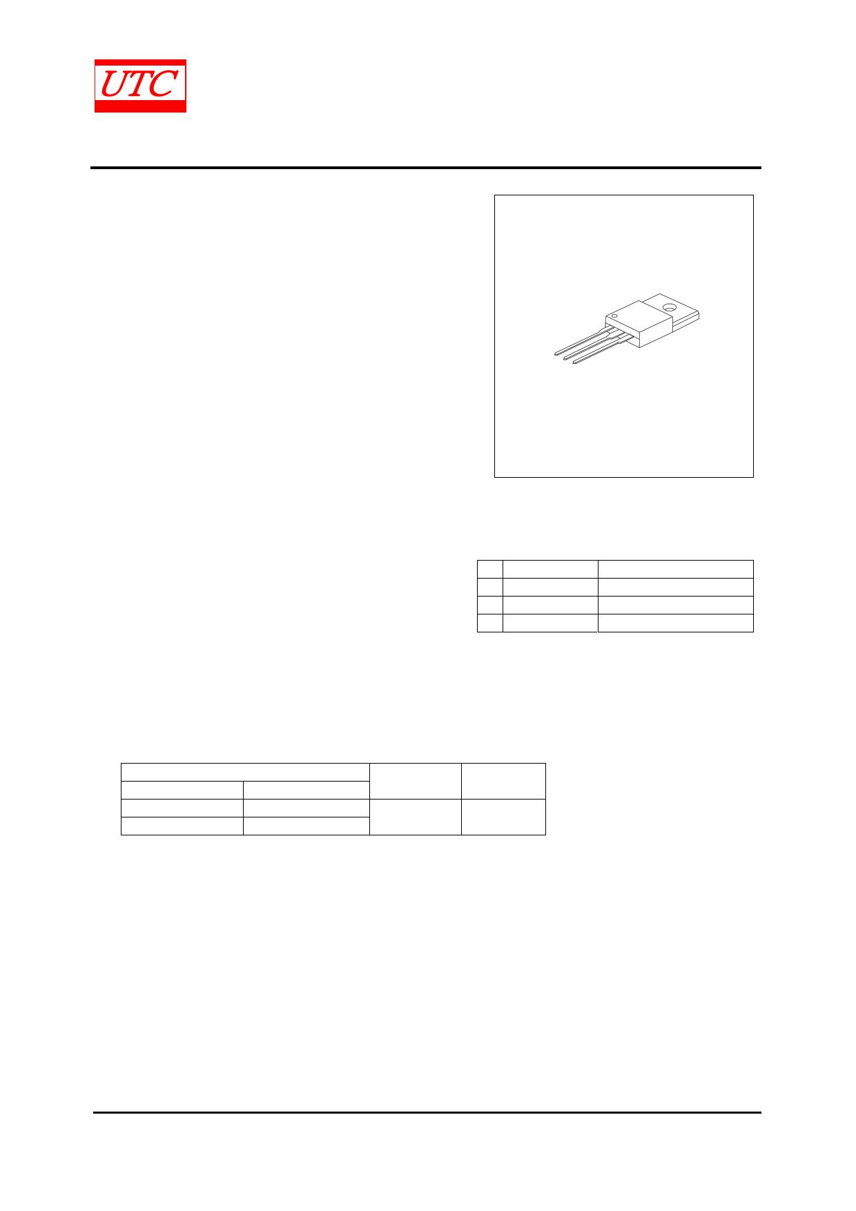 U12JZ47 دیتاشیت PDF