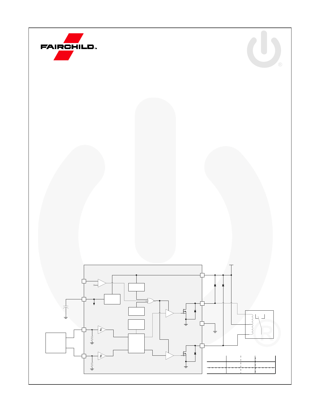 fan3240 datasheet pdf   pinout