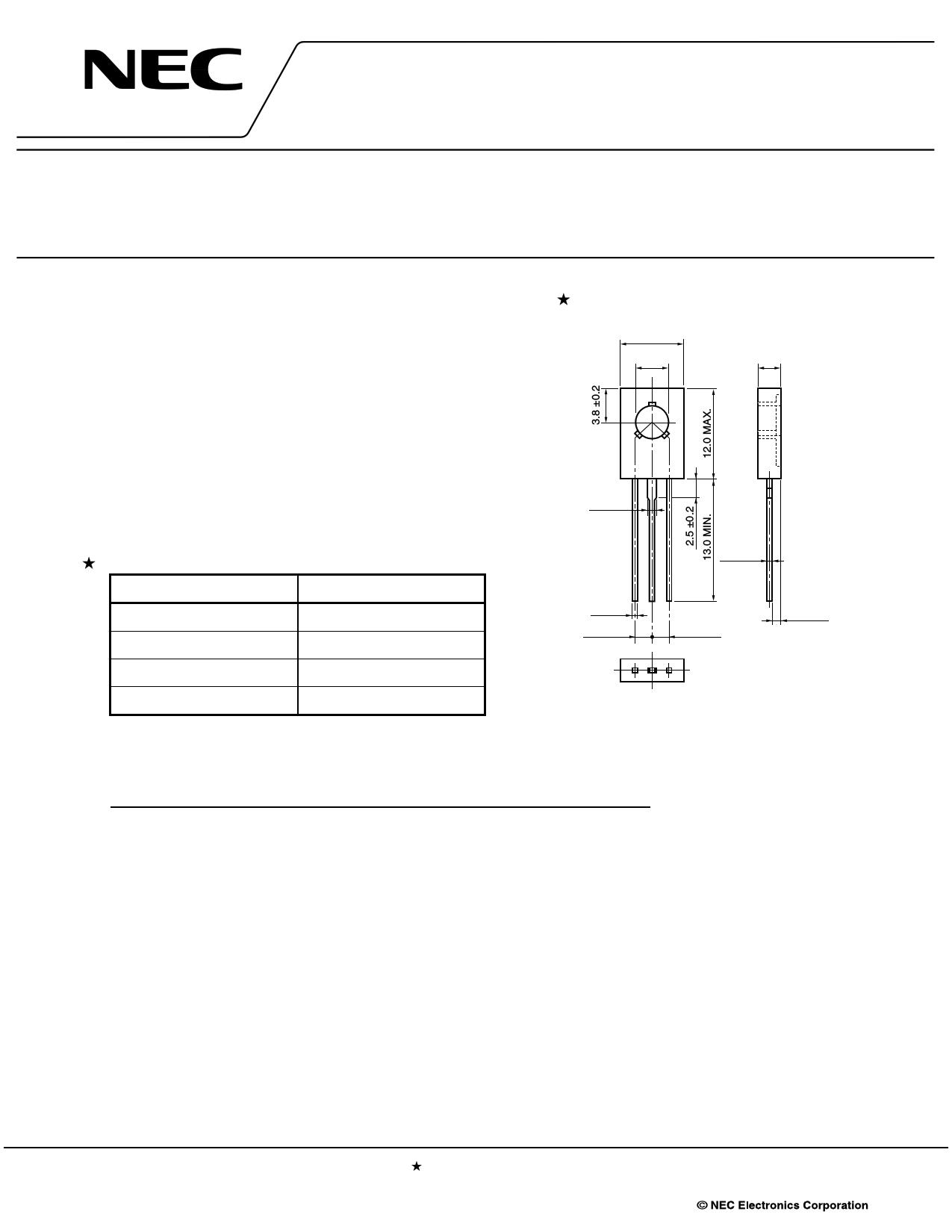 C2690A datasheet, circuit