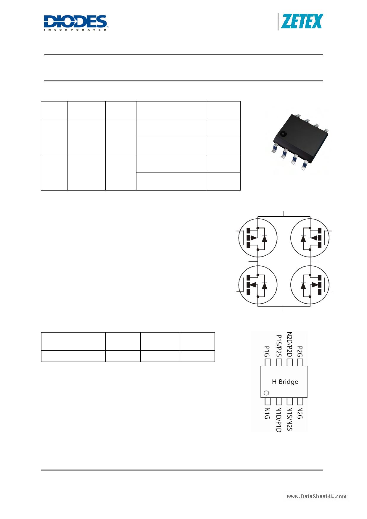 ZXMHC3A01N8 دیتاشیت PDF