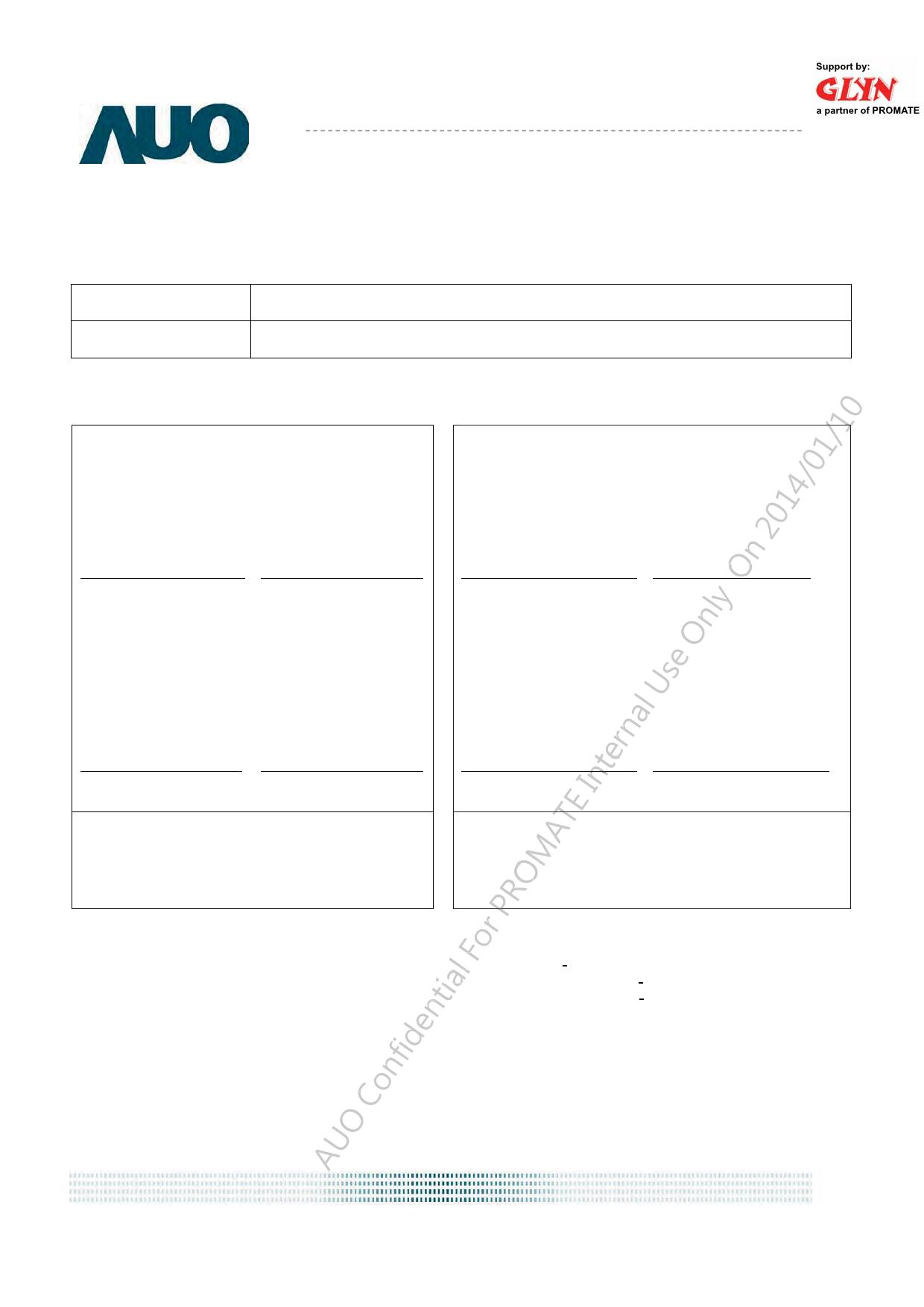 G070VVN01.100 datasheet
