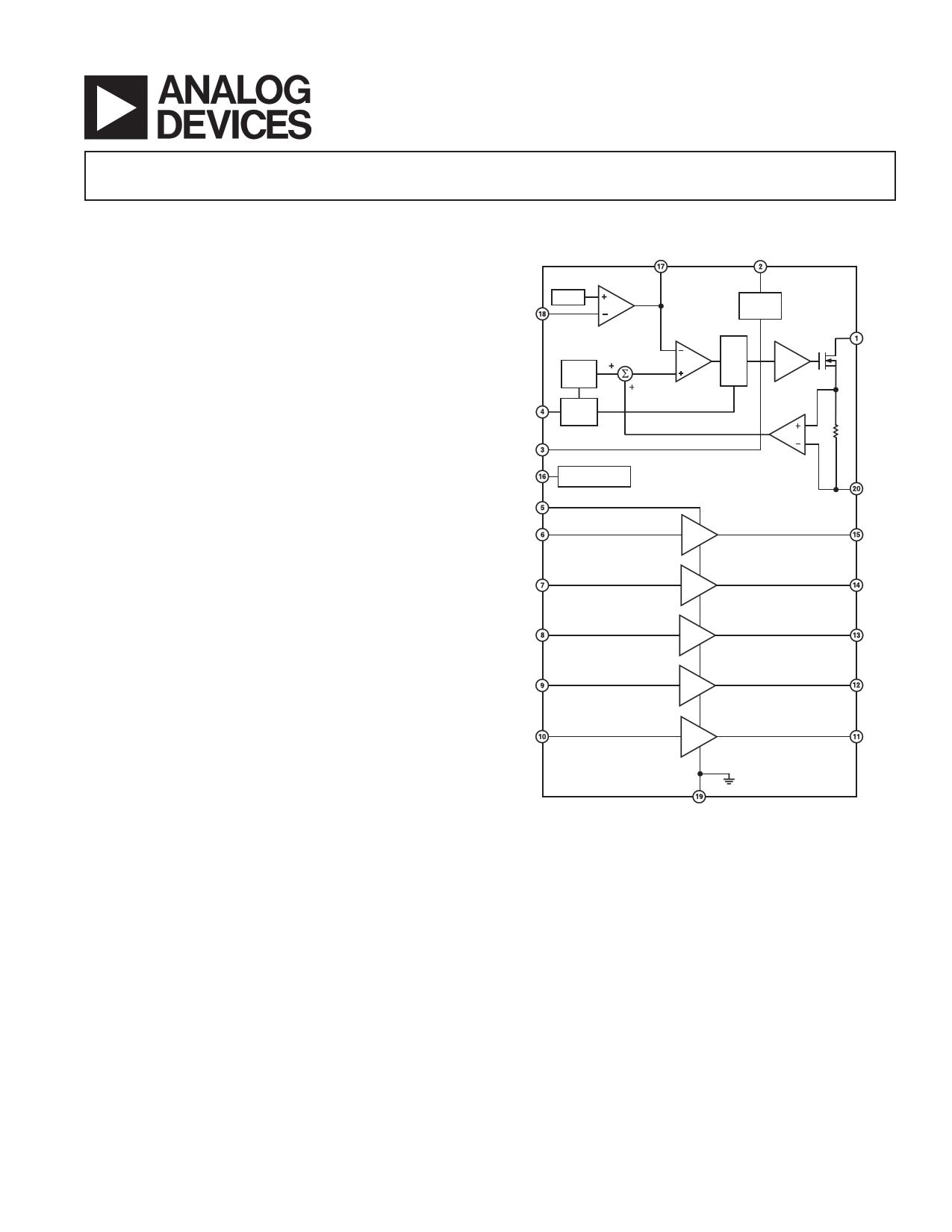 ADP3041 دیتاشیت PDF