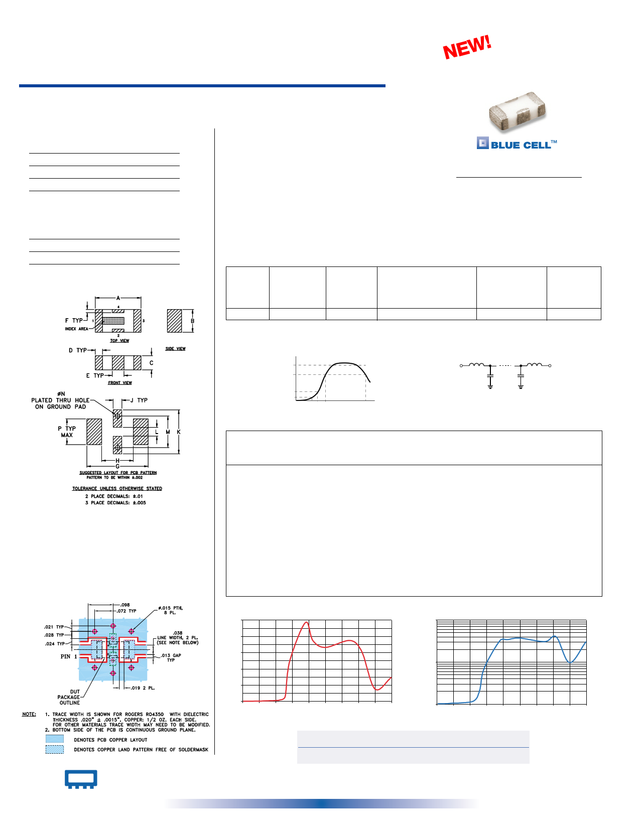 Lfcn 2250d Datasheet Pdf Pinout Low Pass Filter