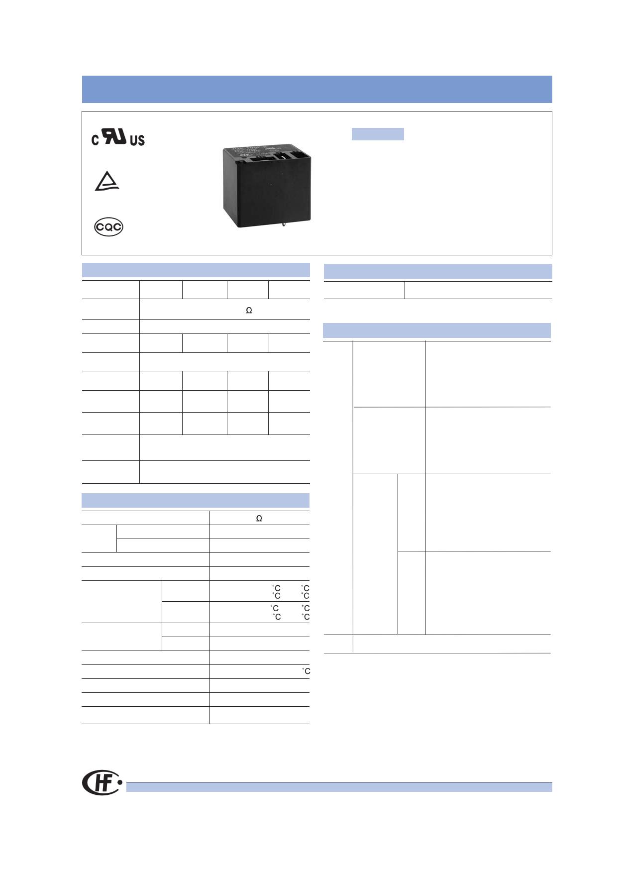 JQX-105F-2 دیتاشیت PDF