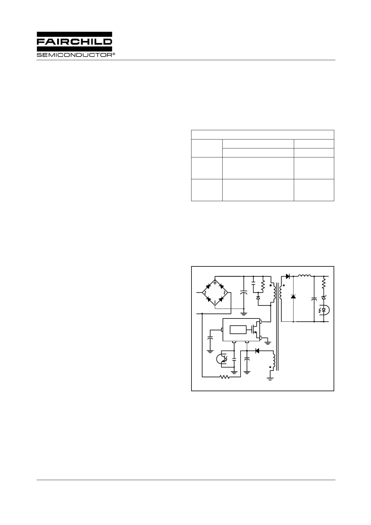 FS7M0680YDTU datasheet