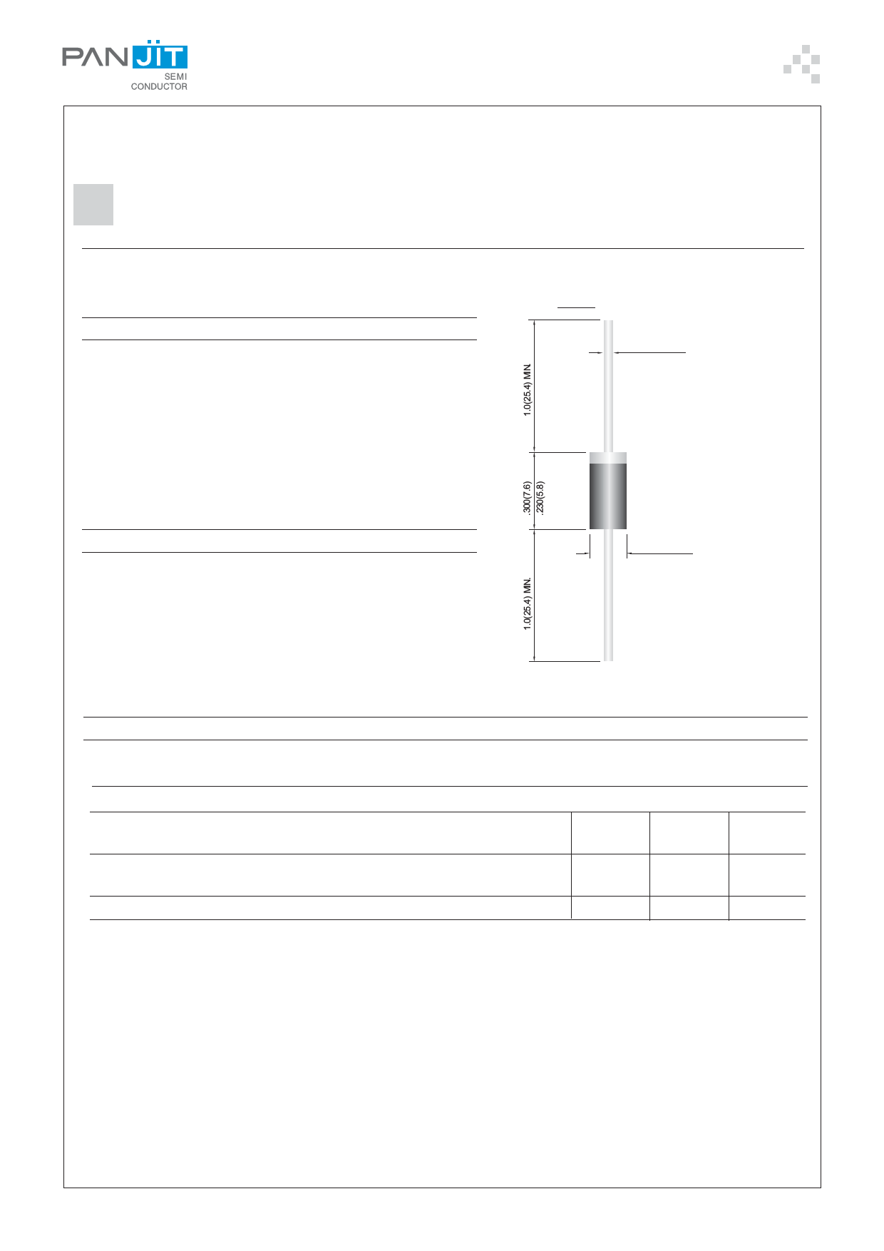 3EZ68 دیتاشیت PDF