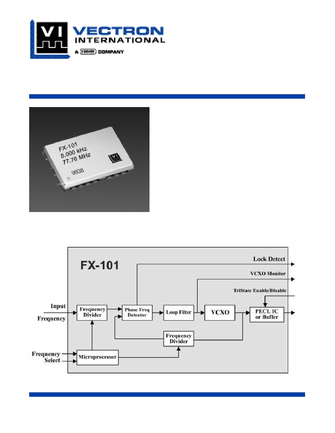 FX-101-CAF-A3P2 دیتاشیت PDF